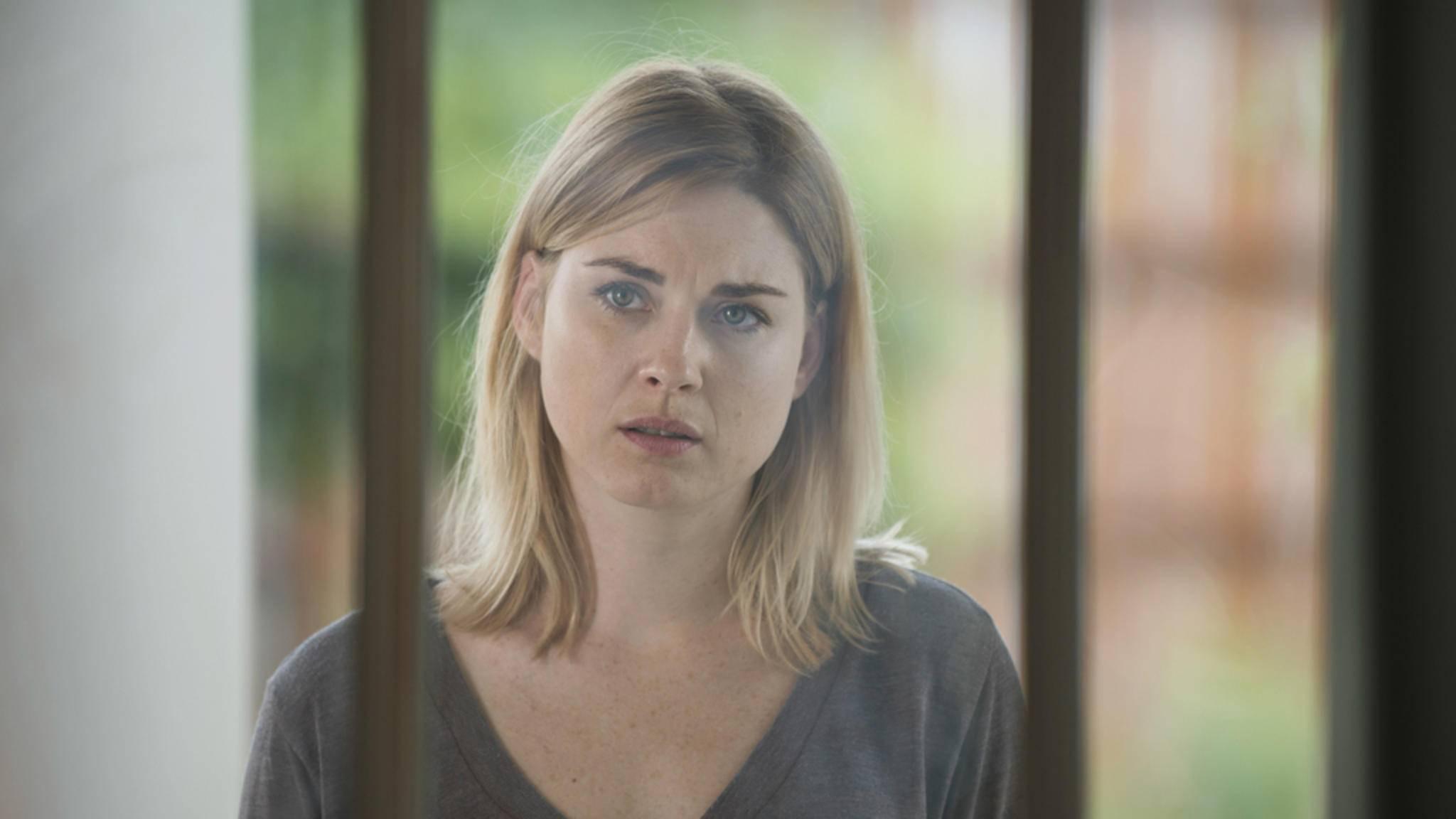 """Zwei Staffeln lang spielte Alexandra Breckenridge als Jessie Anderson in """"The Walking Dead"""" mit."""