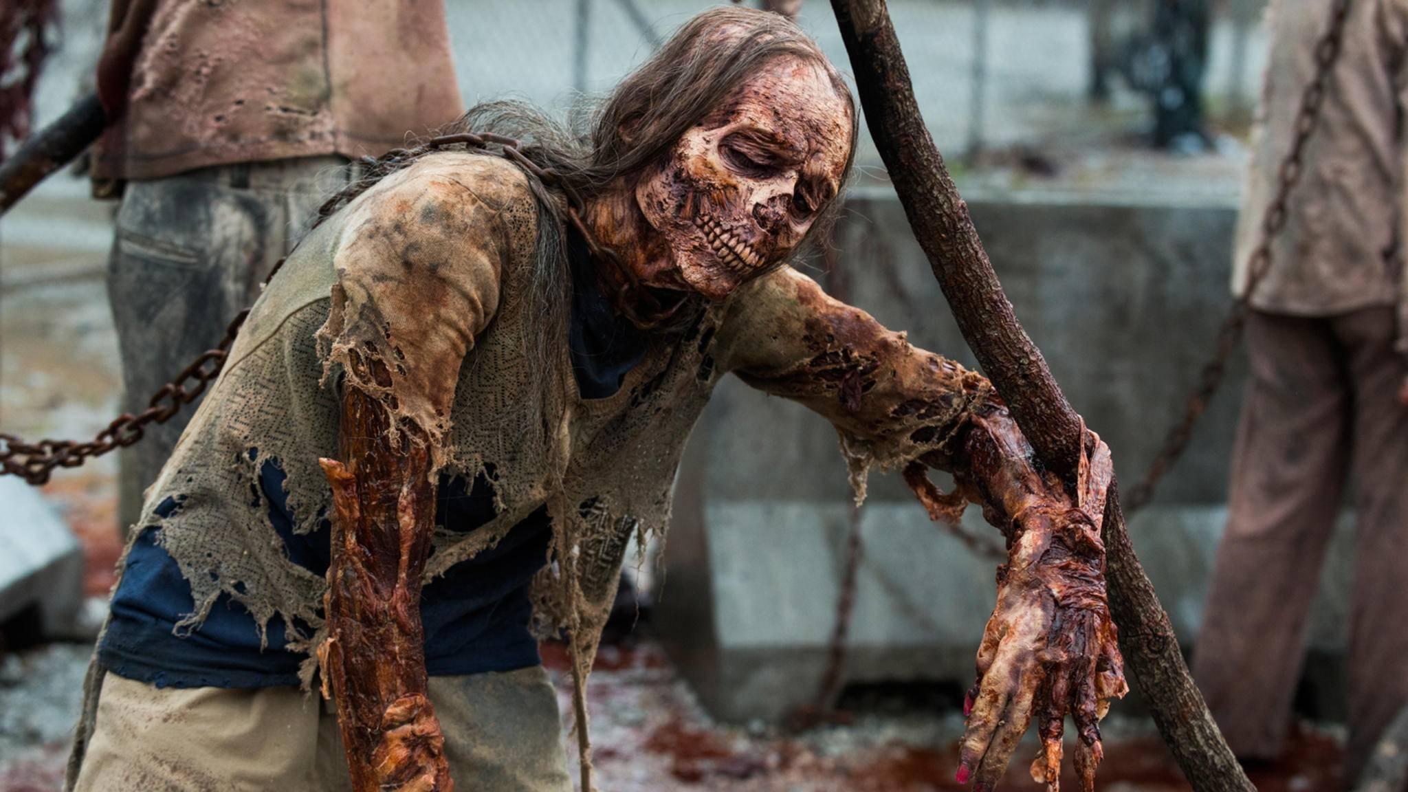 Armselig: Die Zombies sind auch nicht mehr das, was sie mal waren.