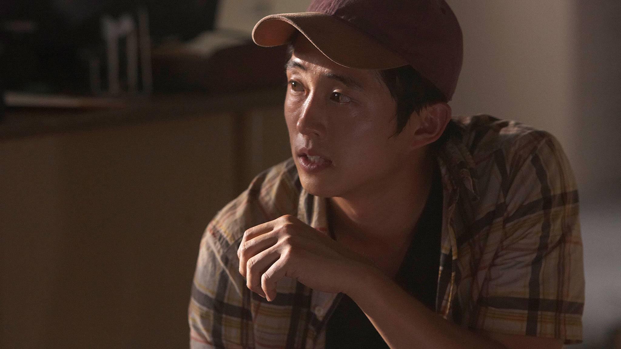 Wer hätte gedacht, dass Glenn sich schon in Staffel 2 der Zombieapokalypse seine Traumfrau angeln würde?