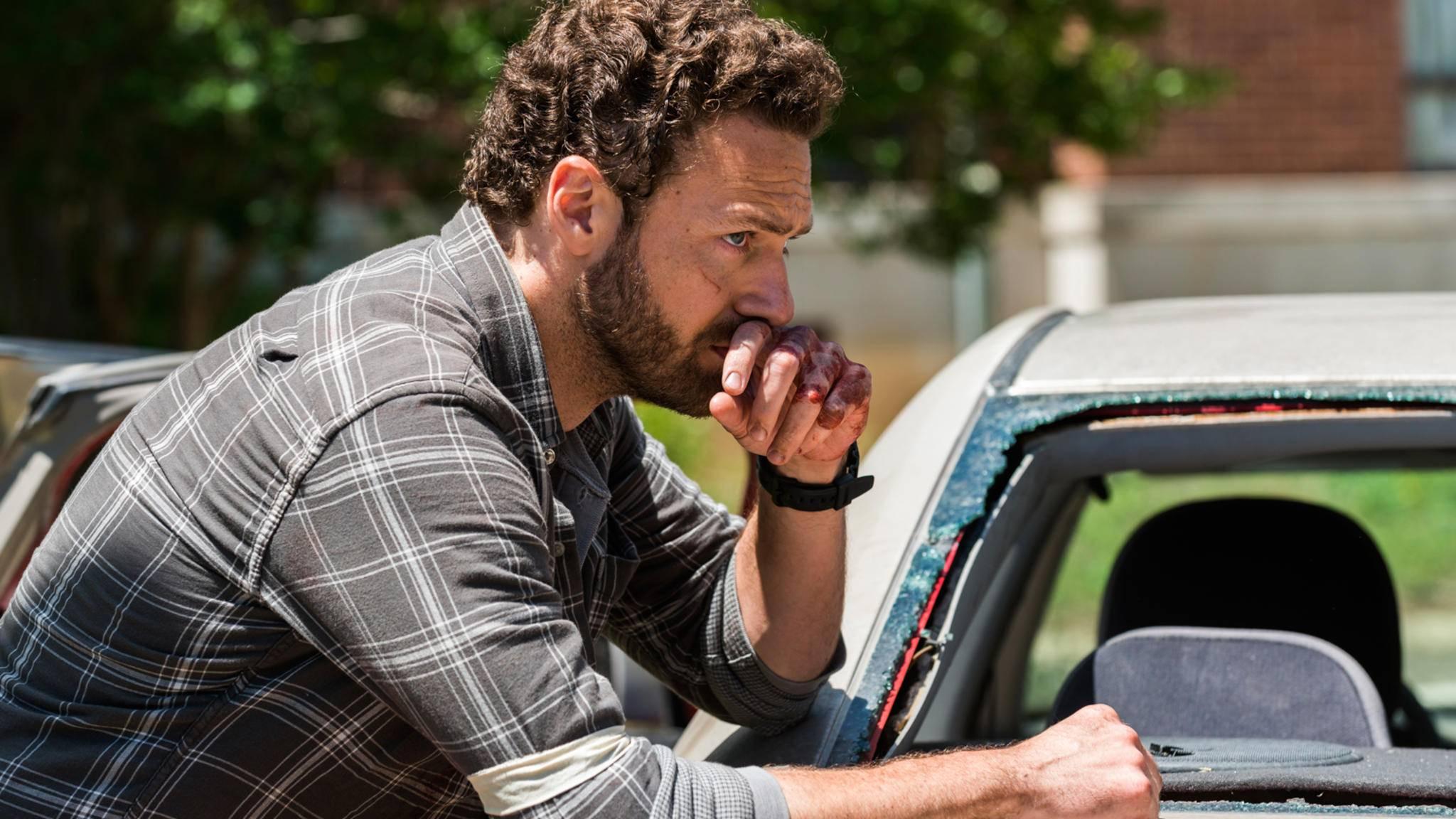 Ross Marquand könnte gerade einen wichtigen Hinweis zur weiteren Handlung von Staffel 8 verraten haben!
