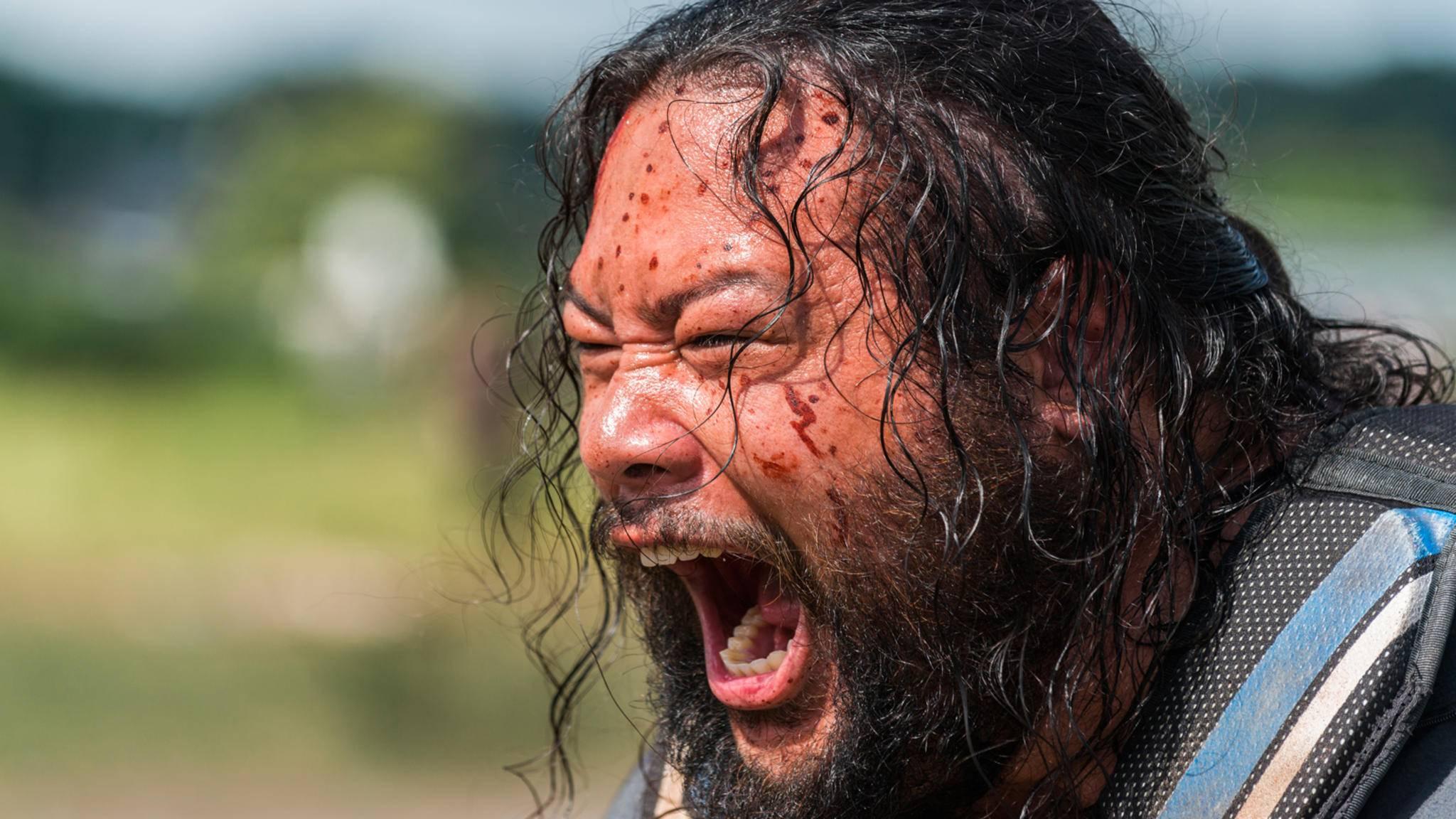 """Holt eure Taschentücher raus! In der Midseason-Premiere von Staffel 8 wird """"The Walking Dead"""" seinen Fans wohl einiges abverlangen."""