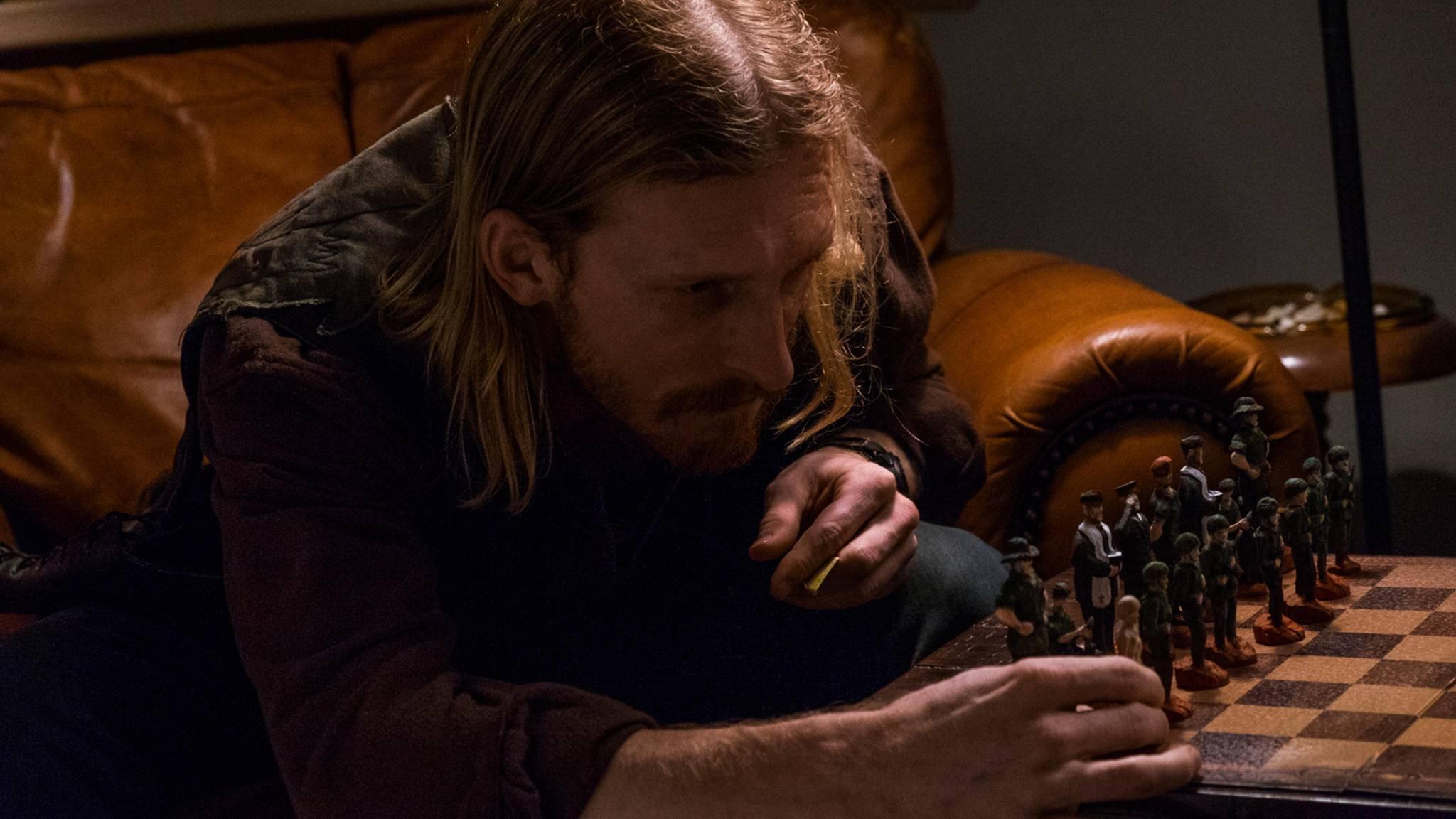 Noch hat Dwight seinen letzten Schachzug nicht gemacht.