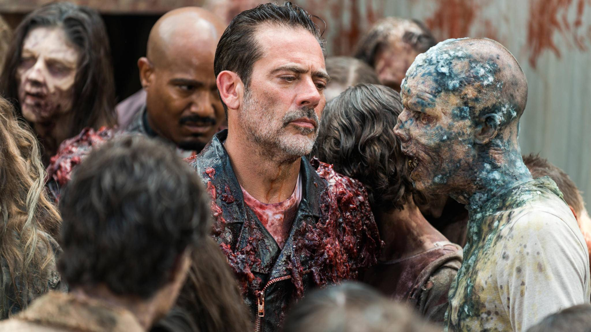 """""""The Walking Dead"""" kehrt Ende Februar auf die TV-Bildschirme zurück."""