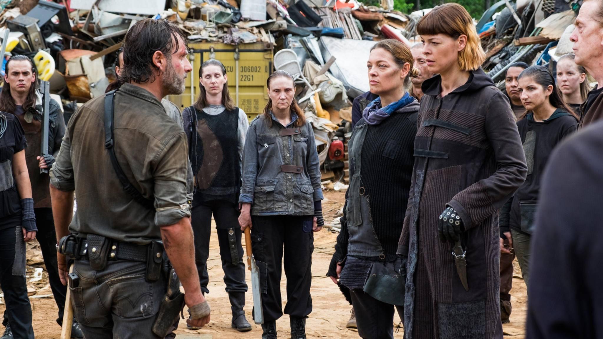 Rick bietet Jadis entgegen jeder Vernunft einen neuen Deal an.