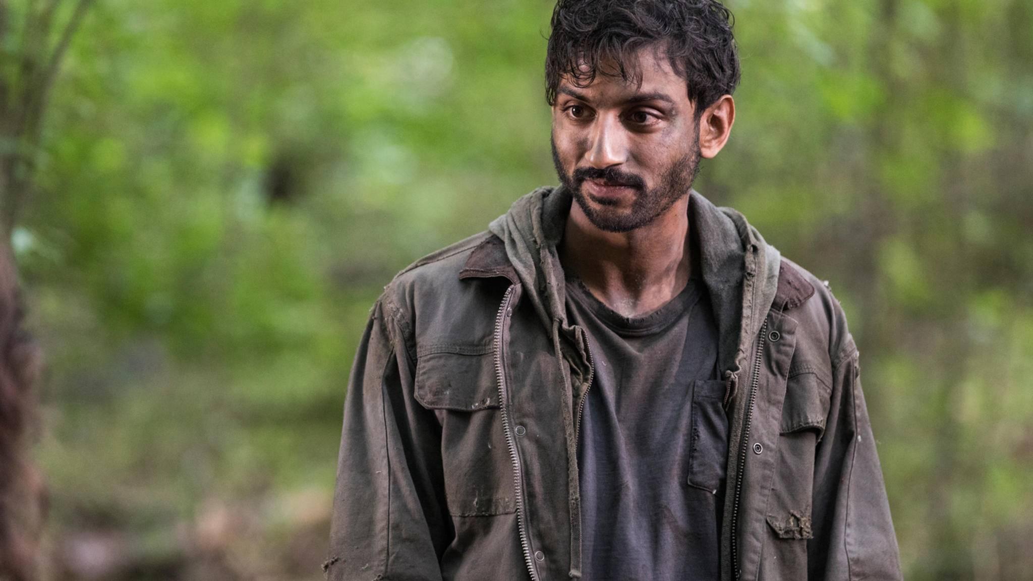 Wie ist es Siddiq wohl ergangen, bevor er in Staffel 8 auf Carl getroffen ist?