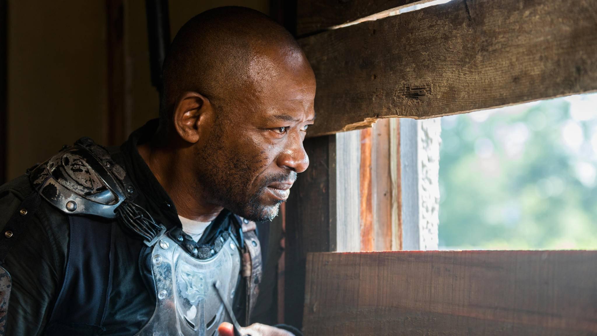"""Wie Morgan glaubhaft in der Welt von """"Fear the Walking Dead"""" platziert werden soll, lässt sich nur schwer erschließen."""