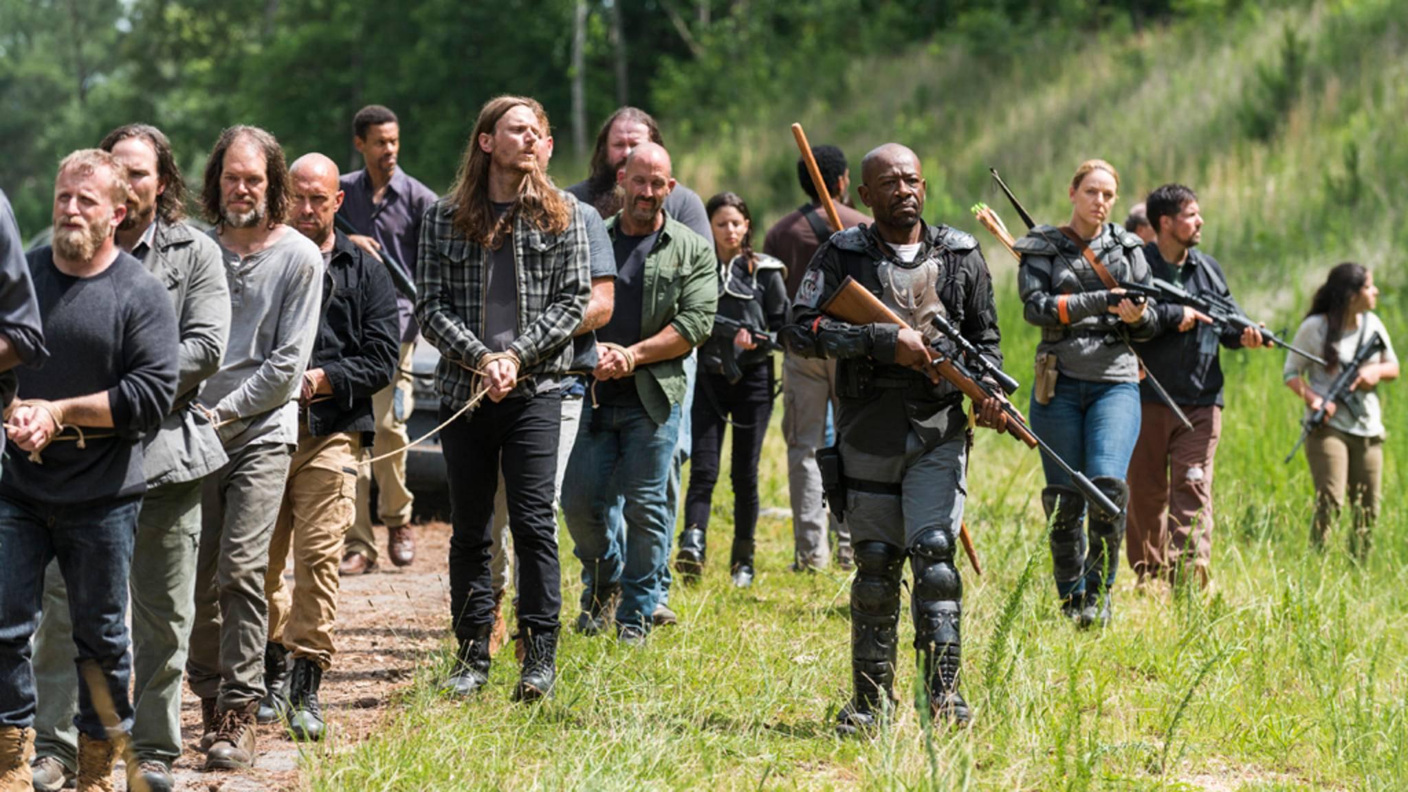 """Einer dieser """"The Walking Dead""""-Figuren wechselt zu """"Fear the Walking Dead"""". Nur wer?"""