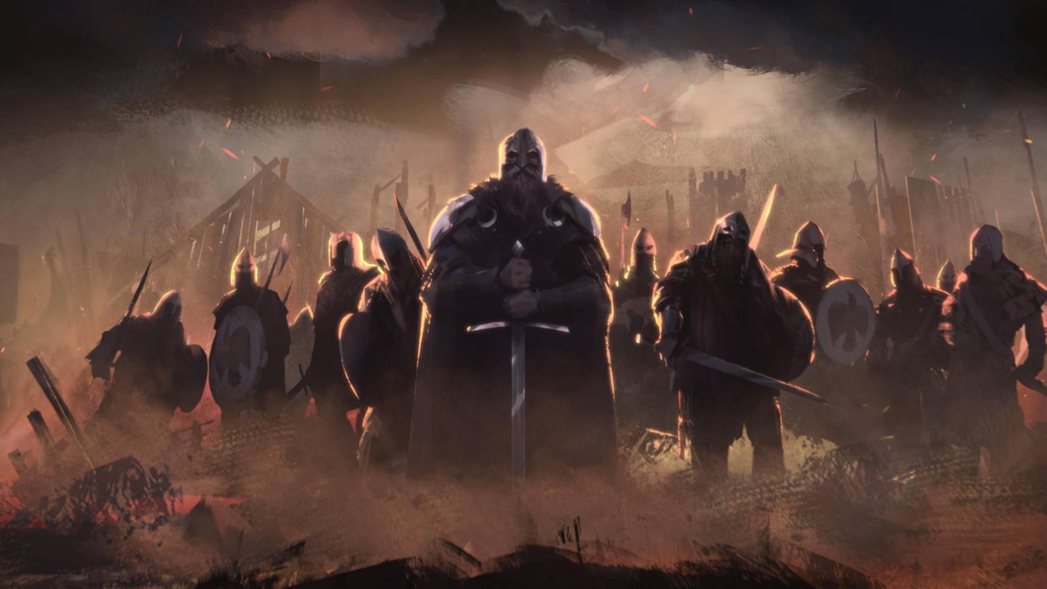 """Von Britannien nach Troja? Die """"Total War Saga""""-Reihe bekommt offenbar demnächst Zuwachs."""