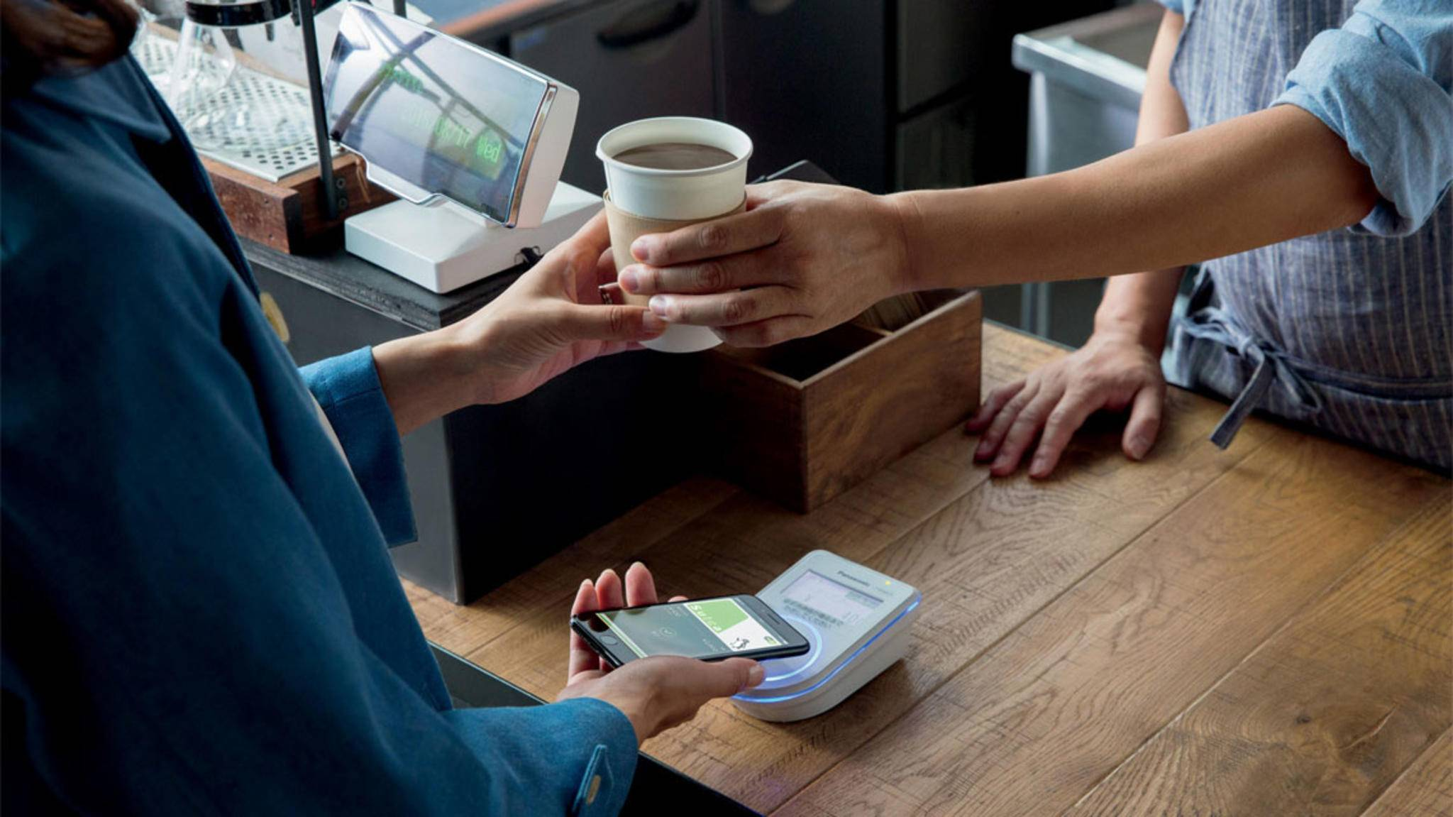 Apple Pay dürfte in Deutschland schon bald verfügbar sein.