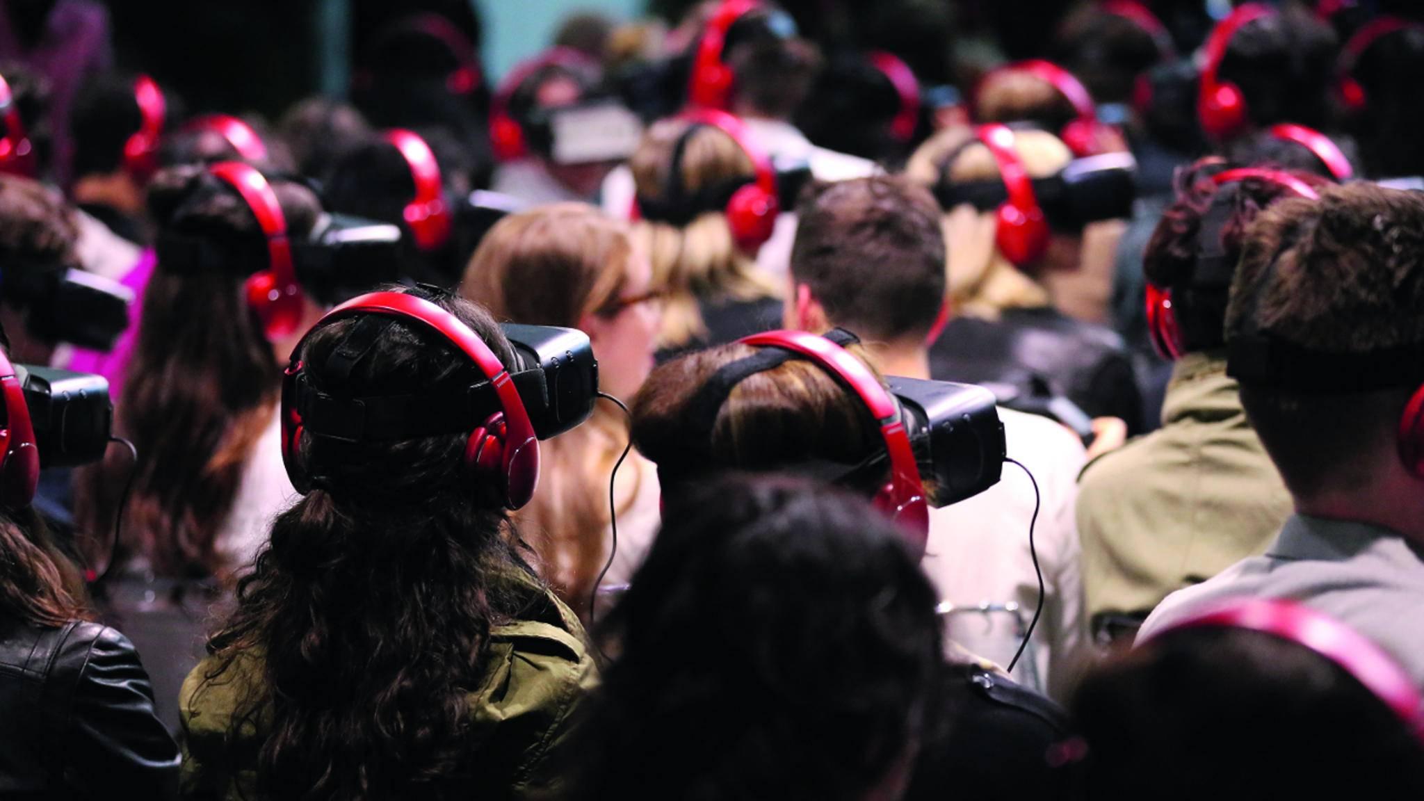 Wird Virtual Reality schon bald zum neuen Massenphänomen?