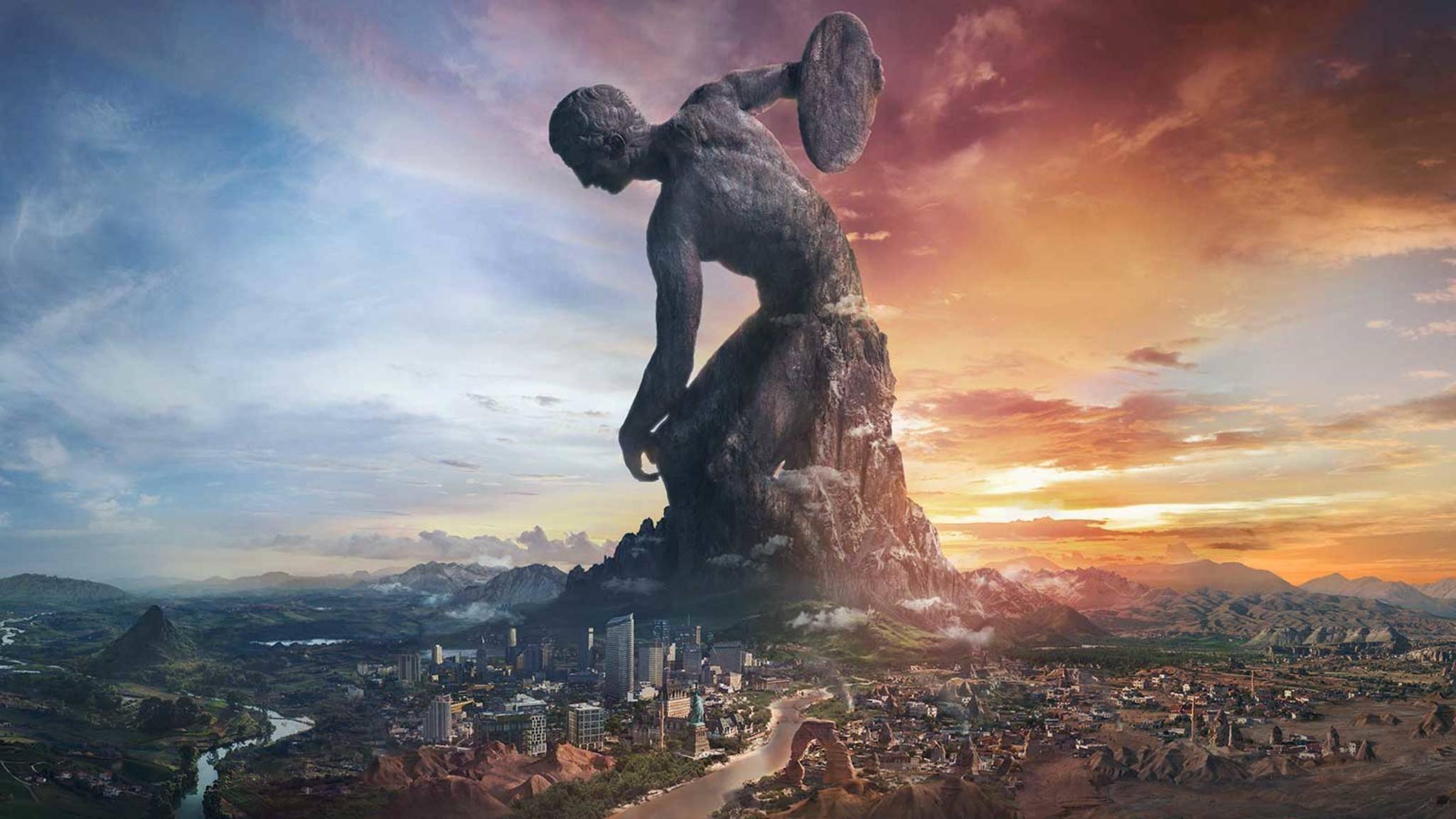 """""""Civilization 6"""" kannst Du mit Mods aus der Community Deinen Vorstellungen anpassen."""