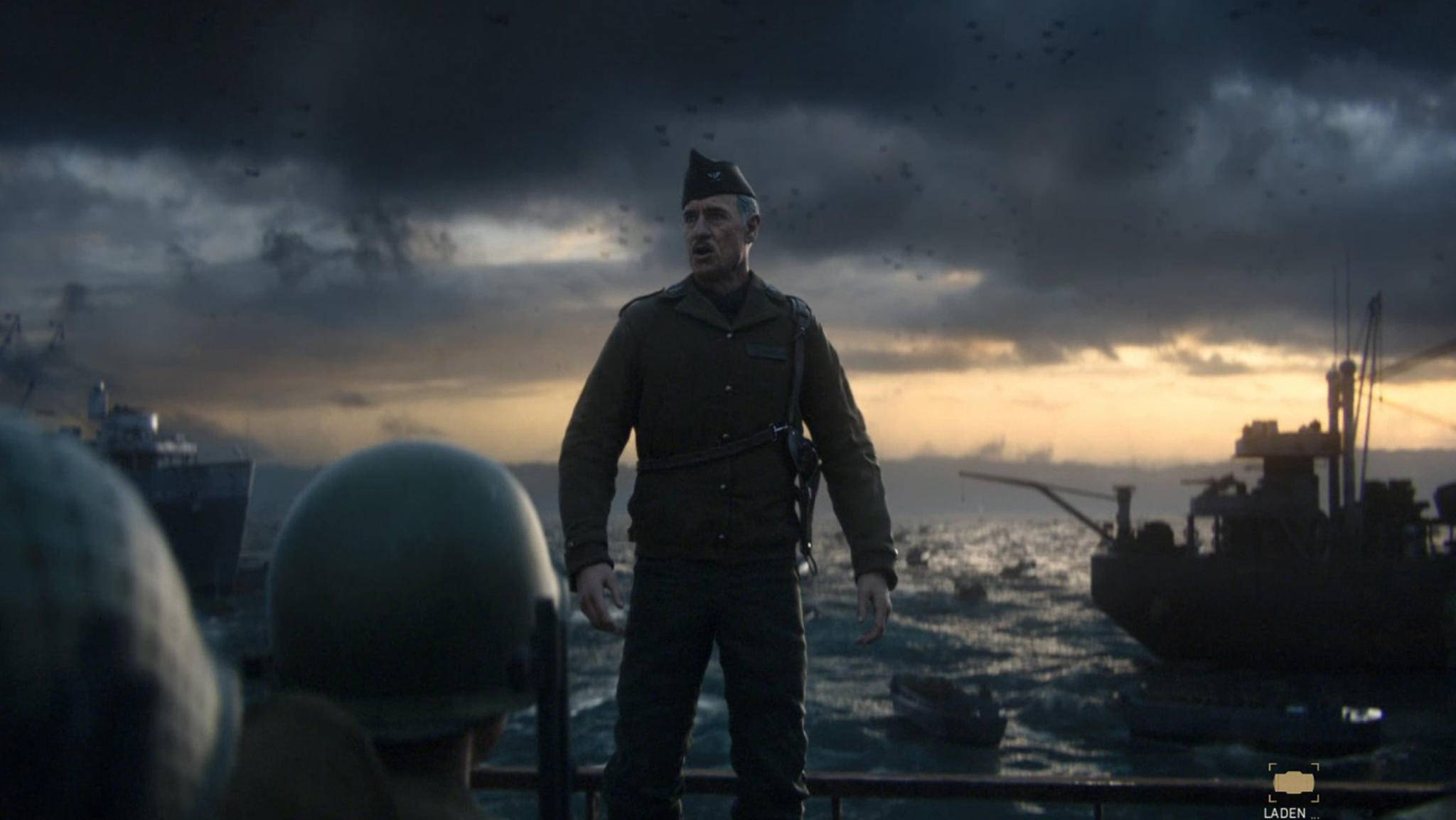 """Die Landung am D-Day wollen deutlich mehr """"Call of Duty""""-Spieler spielen, als Weltraumkämpfe mit Zukunftswaffen."""