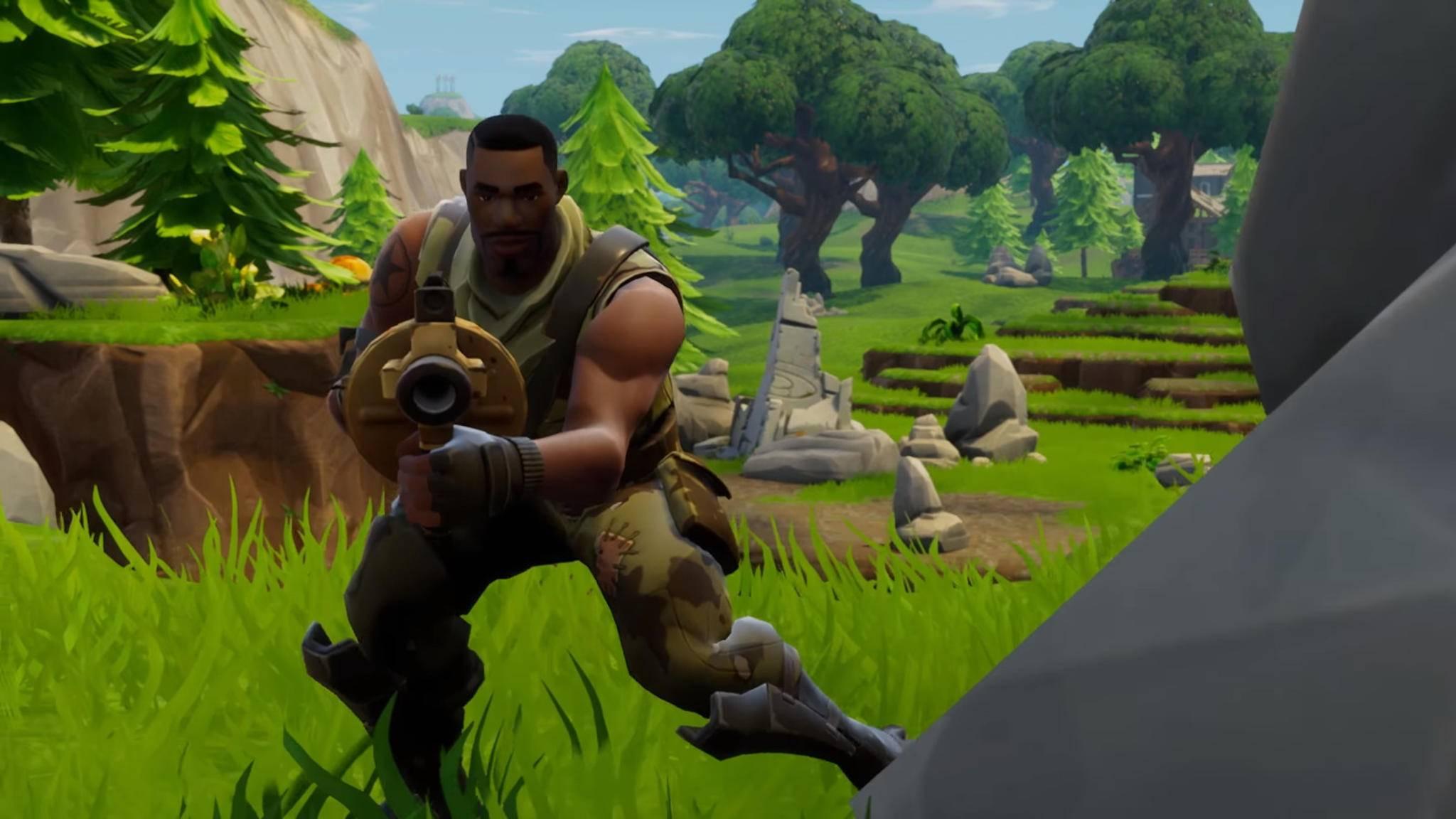 """""""Fortnite: Battle Royale"""" könnte bald kosmetische Items zur Personalisierung der Spielcharaktere bekommen."""