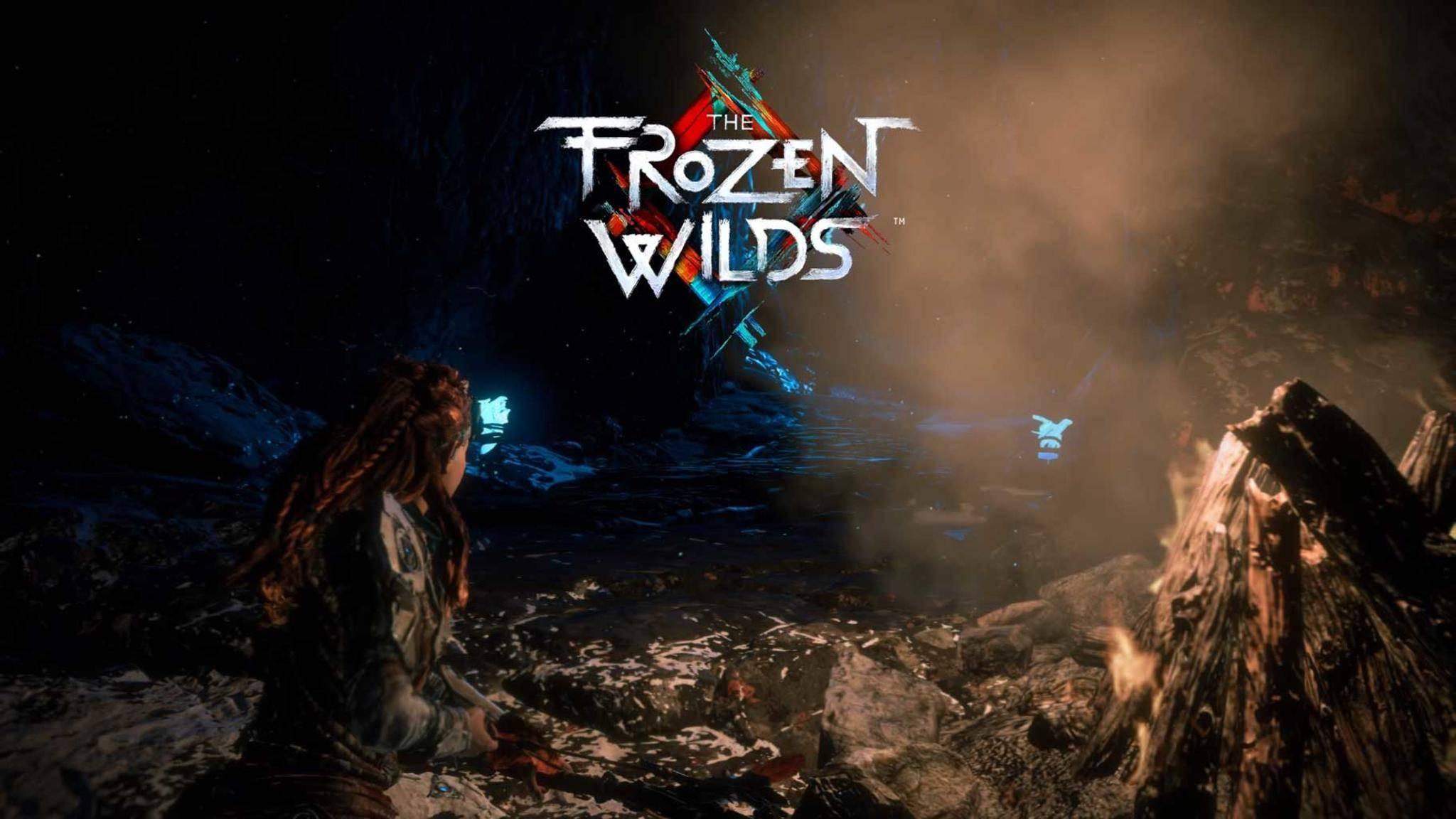 """Eine neue Reise: Aloy nimmt uns mit in """"The Frozen Wilds""""."""