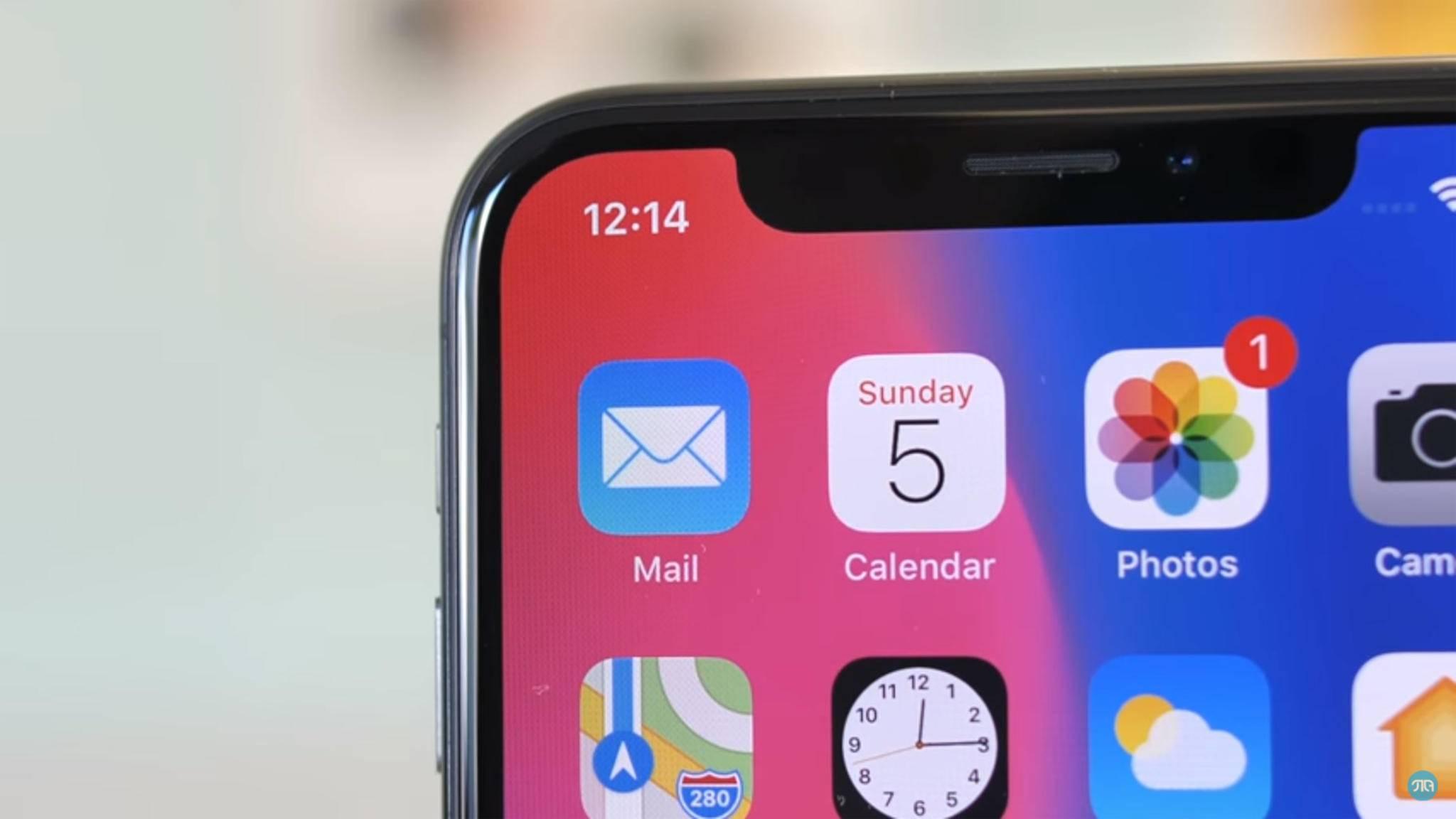 Komische Geräusche aus der Hörmuschel? Genau darüber beschweren sich betroffene Käufer eines iPhone X derzeit.