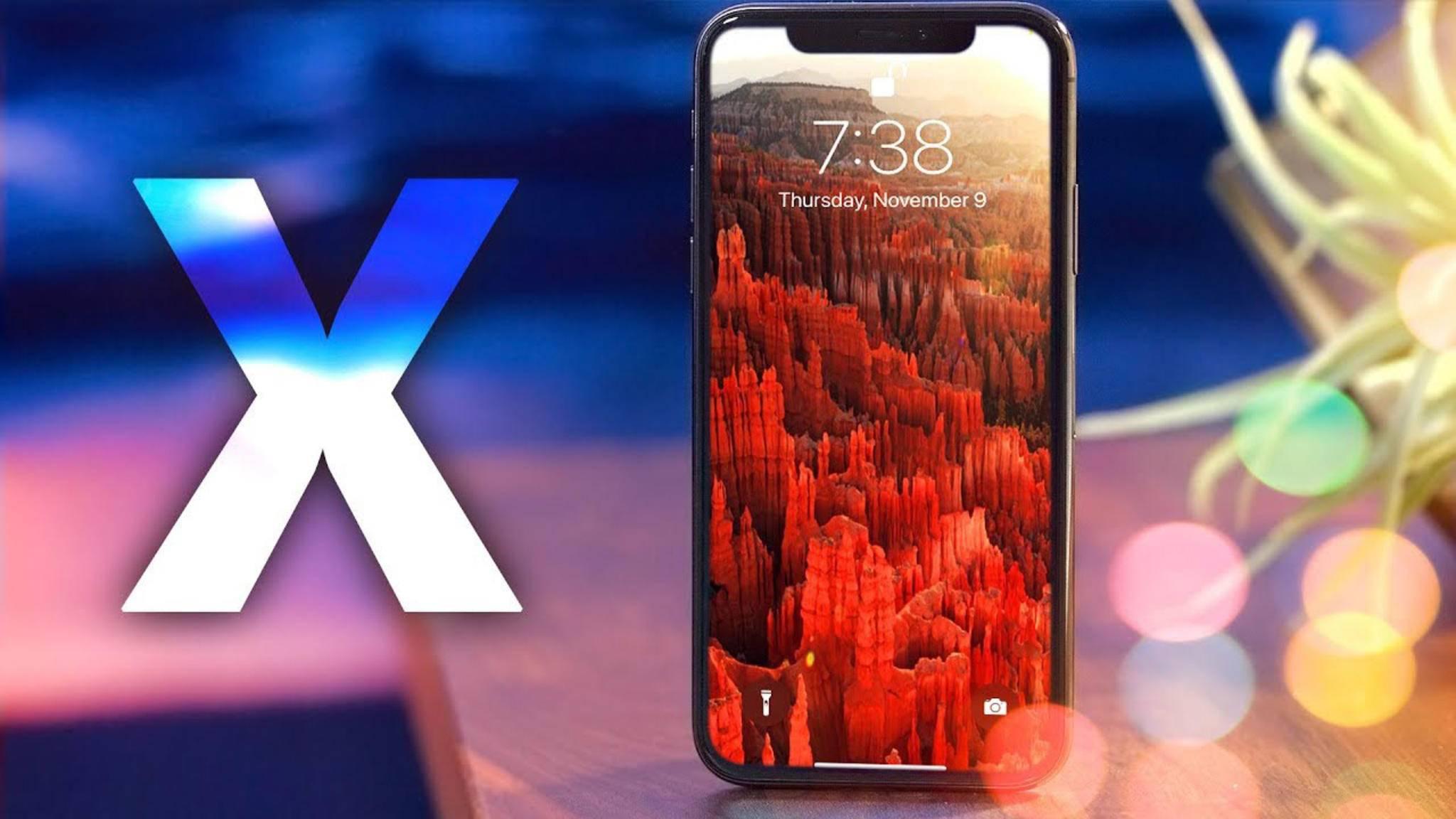 Face ID beim iPhone X birgt großes Potenzial.