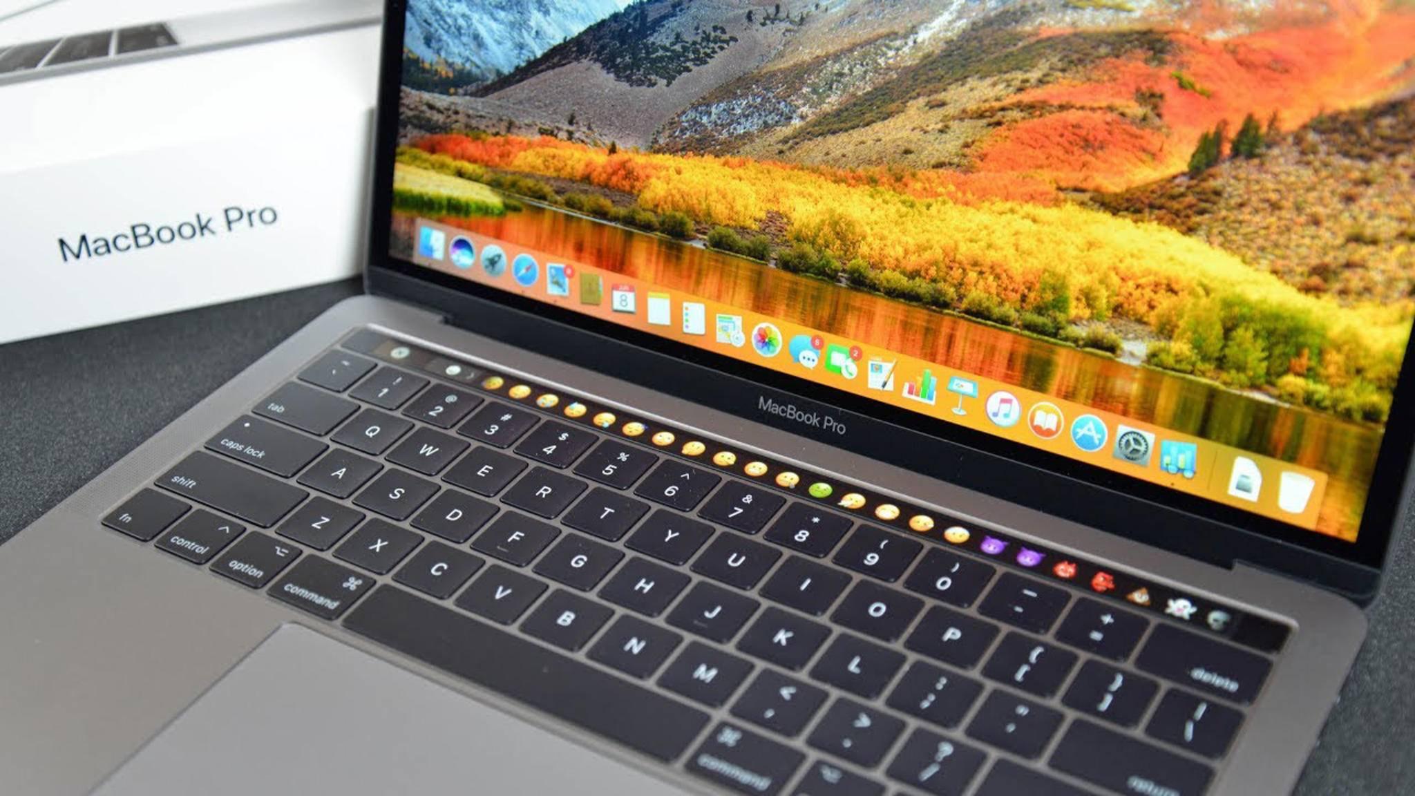 Apple hat für Nutzer von macOS High Sierra ein wichtiges Software-Update bereitgestellt.