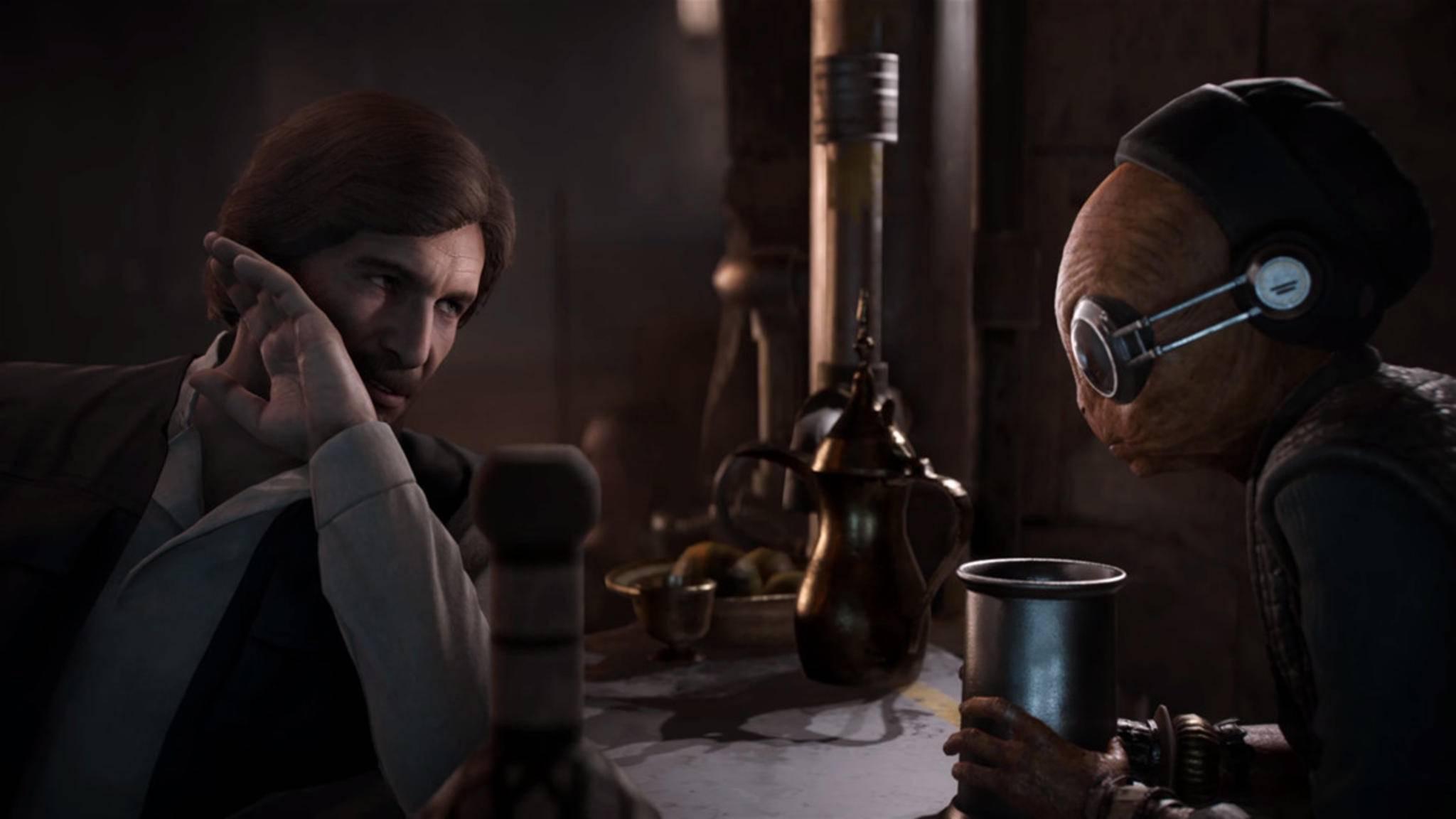 """Nach """"Star Wars: Battlefront 2"""" plant EA offenbar ein Open-World-Game im """"Star Wars""""-Universum."""