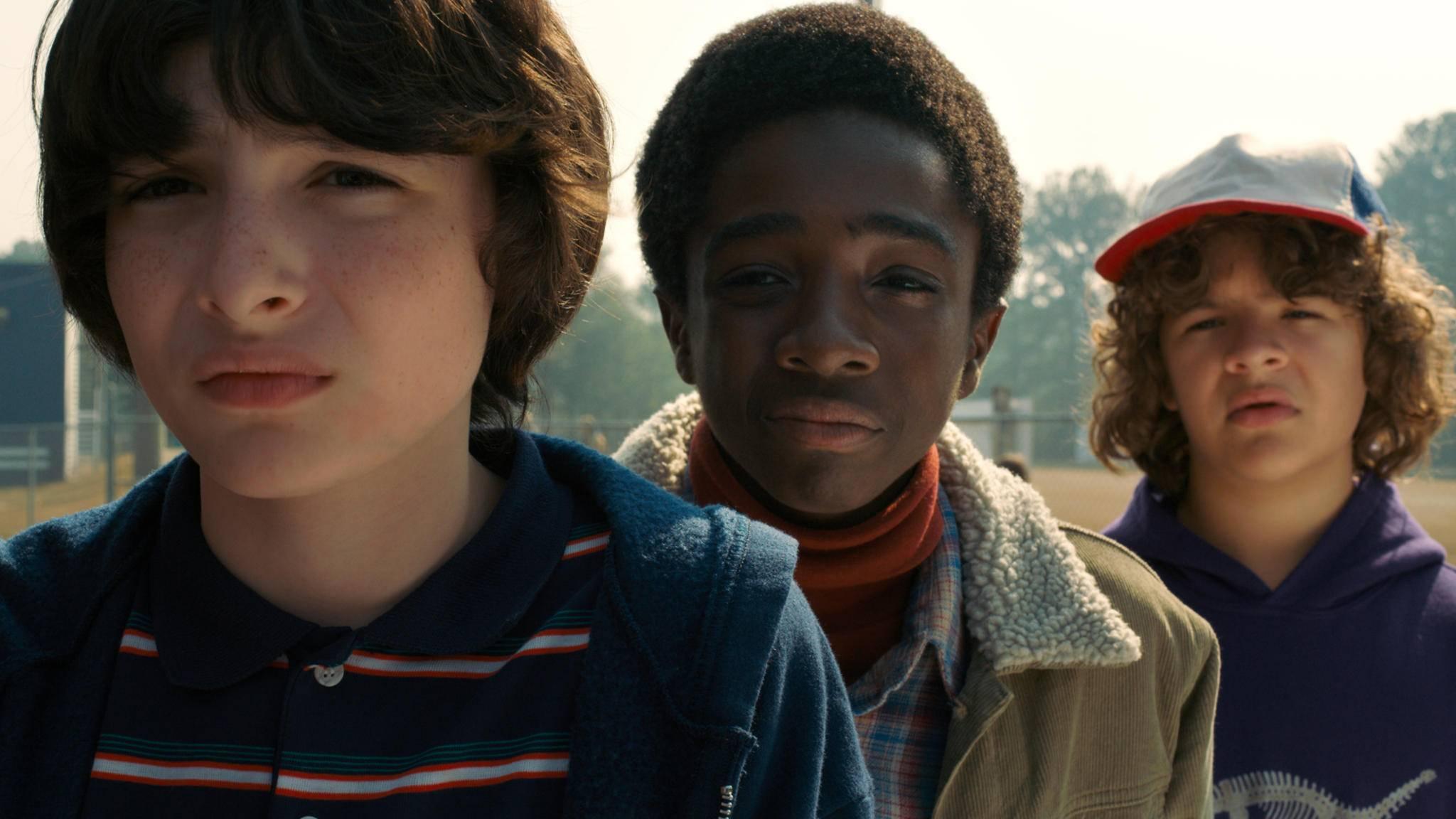 Die neuen Abenteuer von Will, Lucas und Dustin wollte sich in den USA niemand entgehen lassen.