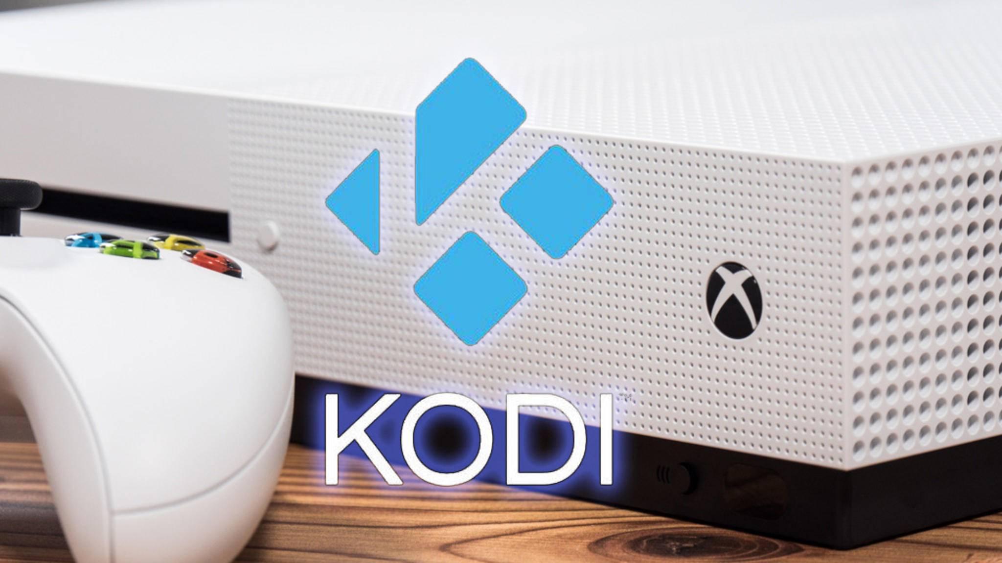 Kodi auf der Xbox One