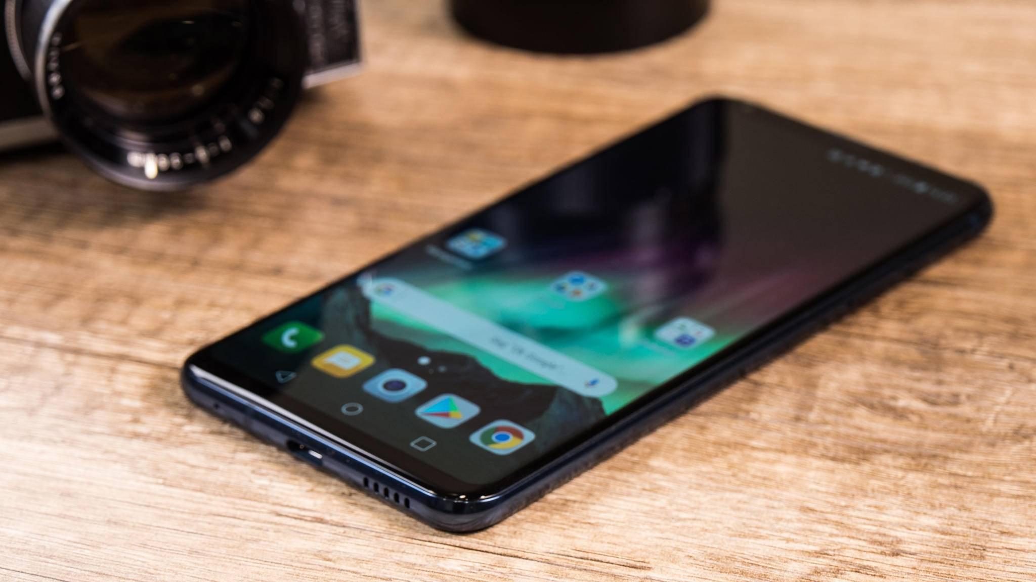 Im Alltag lässt das LG V30 keine Leistungswünsche offen.
