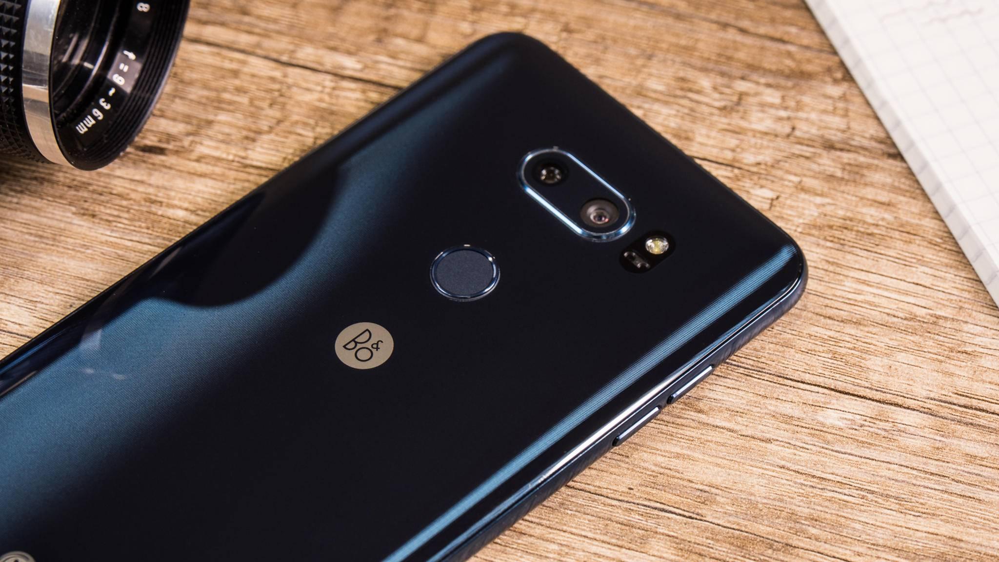 Als aktuelles Flagschiff ist das LG V30 der beste Kandidat für Android 9.0.