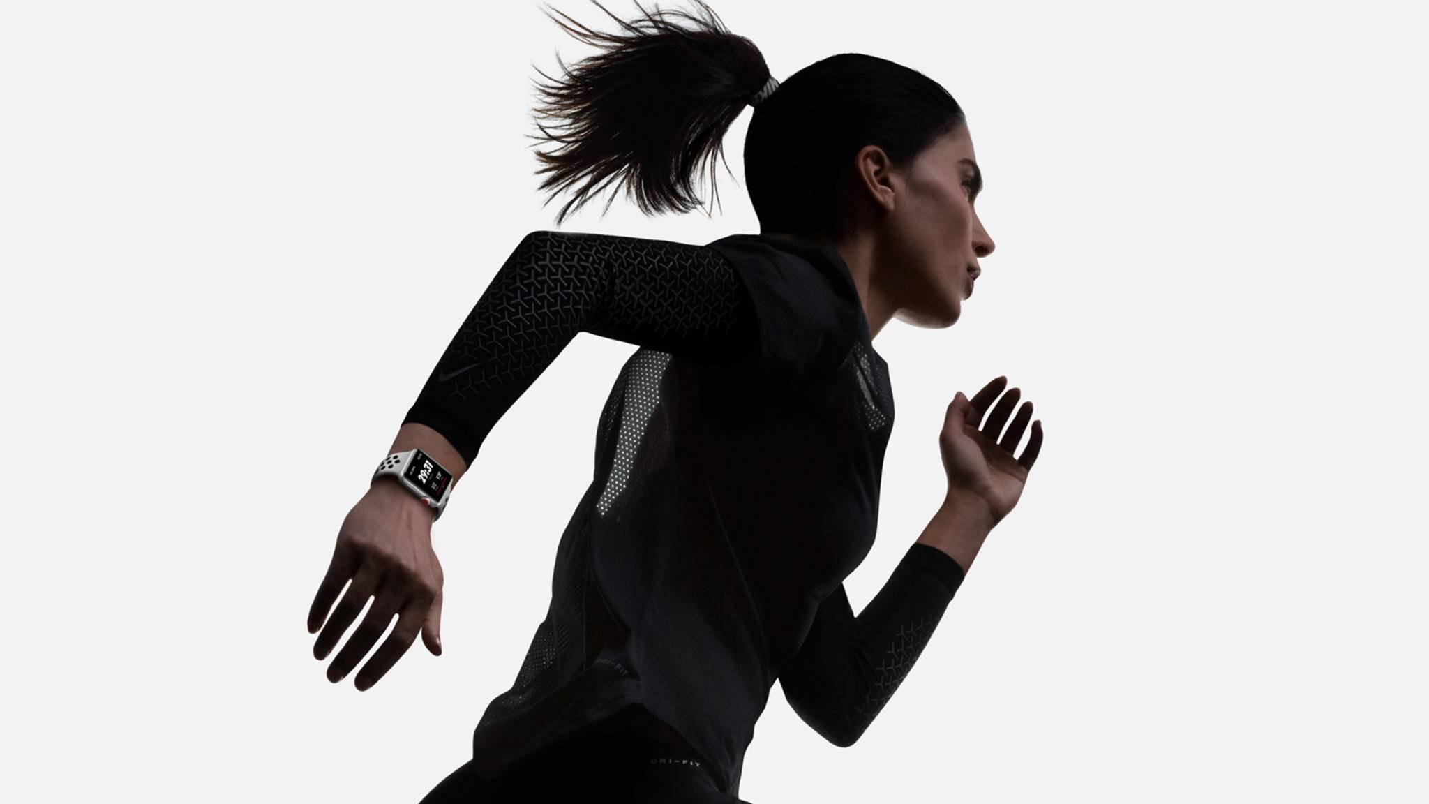 Dank GymKit soll die Apple Watch 3 zum optimalen Indoor-Tracker werden.