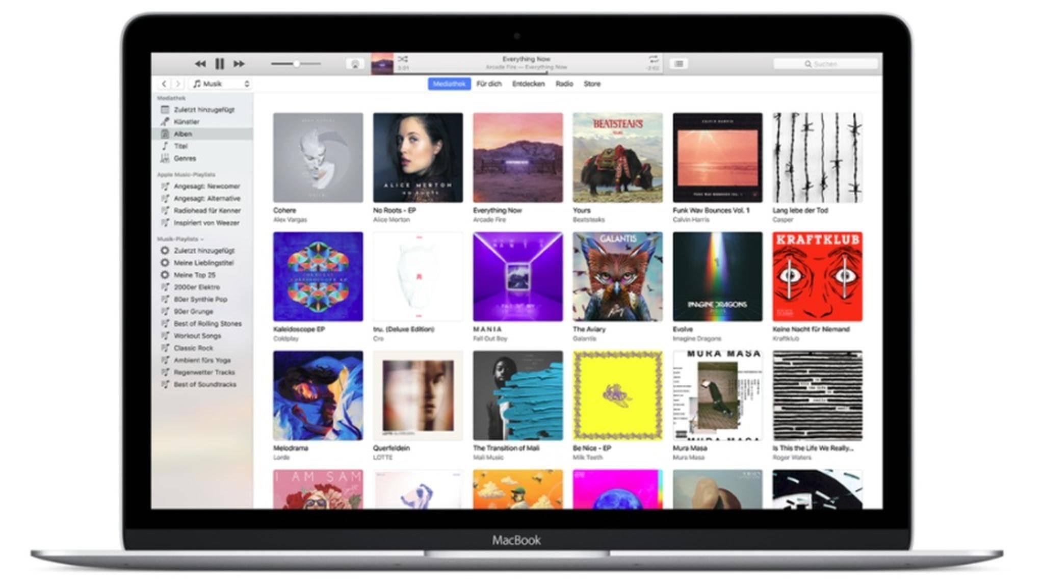Trotz Apples Dementis halten sich die Gerüchte über ein Ende der Musikdownloads von iTunes.