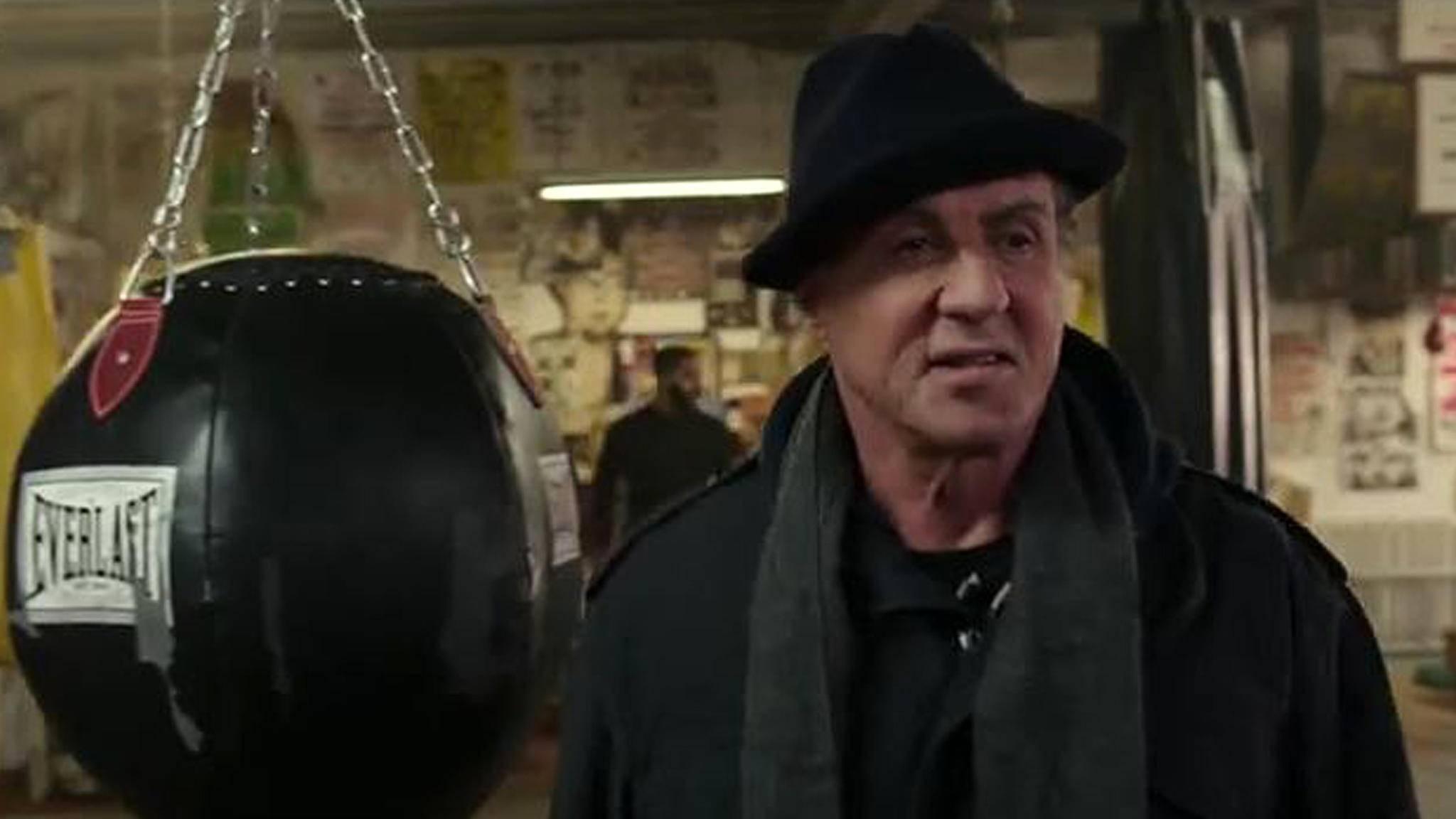 """Sylvester Stallone wird an """"Creed 2"""" nun doch nicht als Regisseur beteiligt sein."""