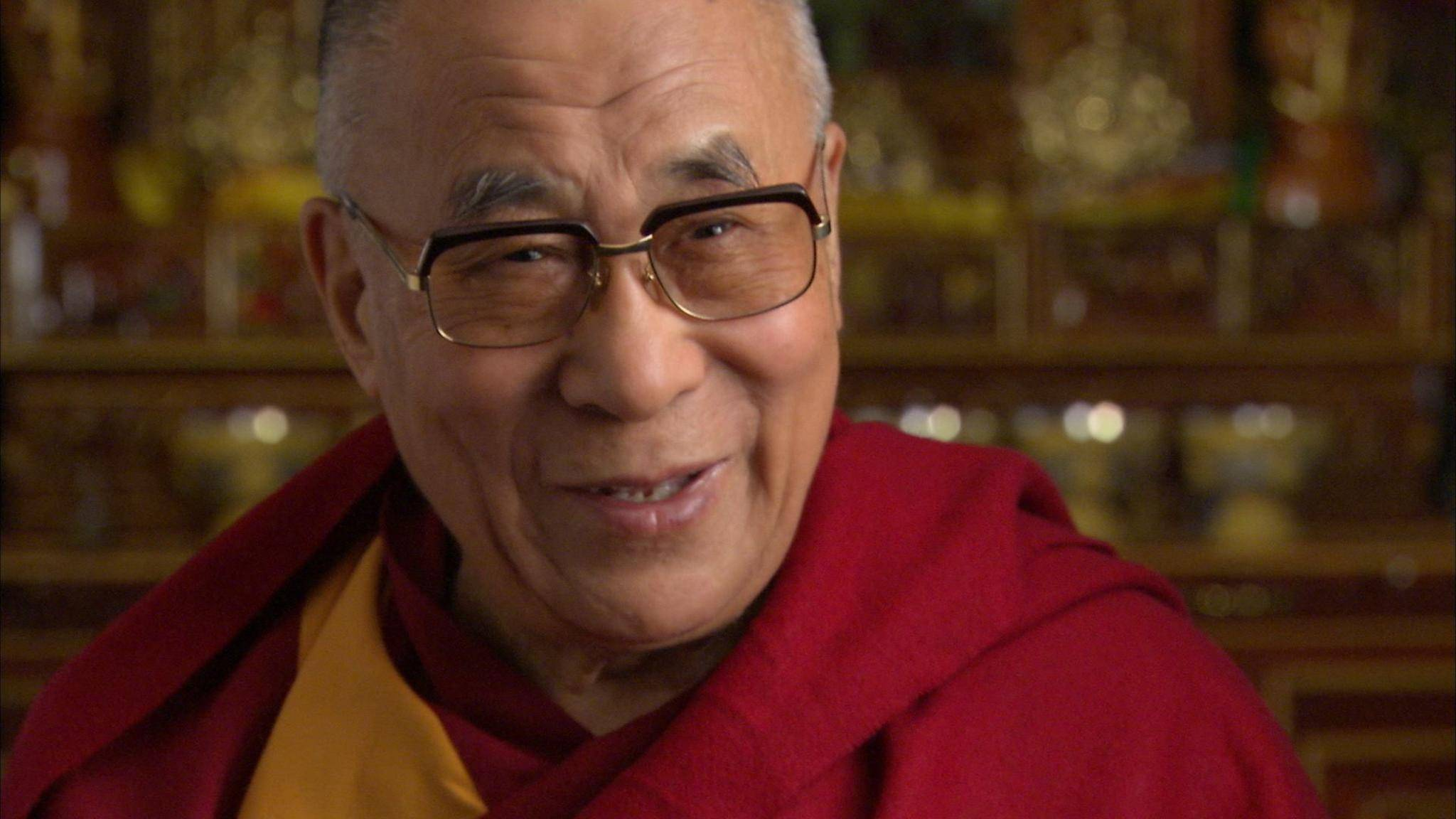 Der Social-Media-Star Dalai Lama hat nun eine eigene iPhone-App.