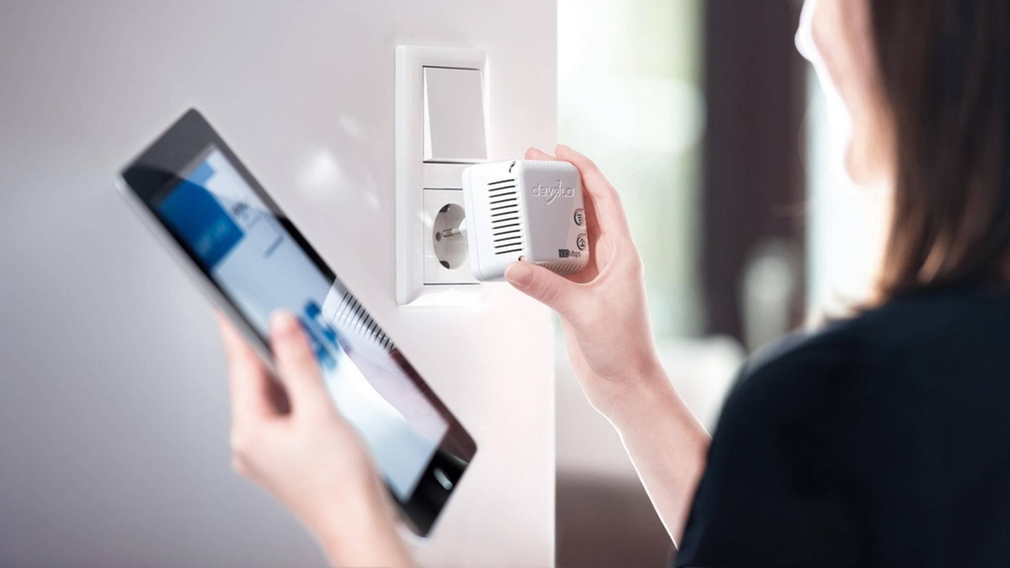 Das Smart-Home-System von Devolo ist sehr flexibel.