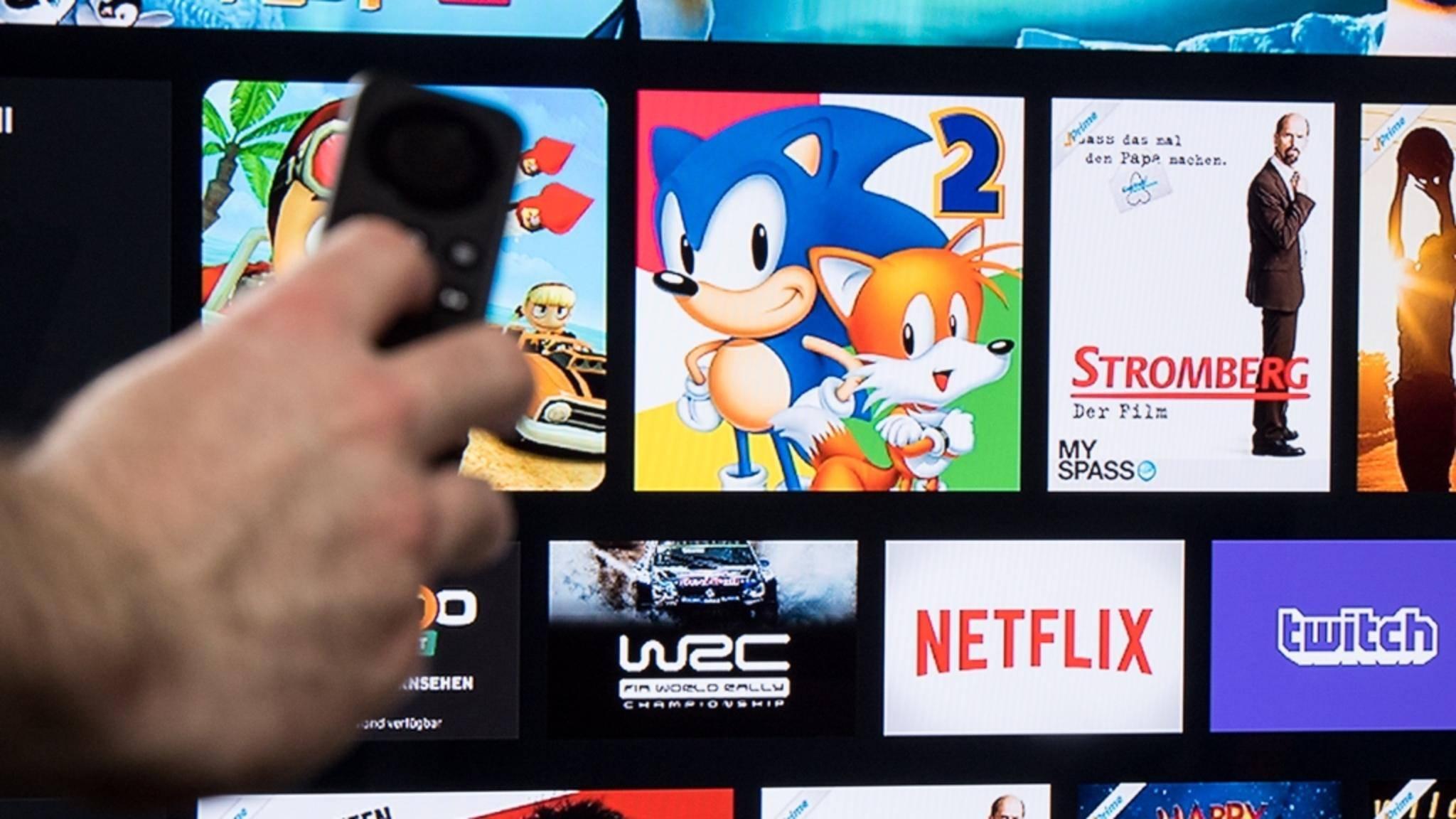 Wir verraten Dir, wie Du einen Webbrowser auf dem Fire TV nutzen kannst.