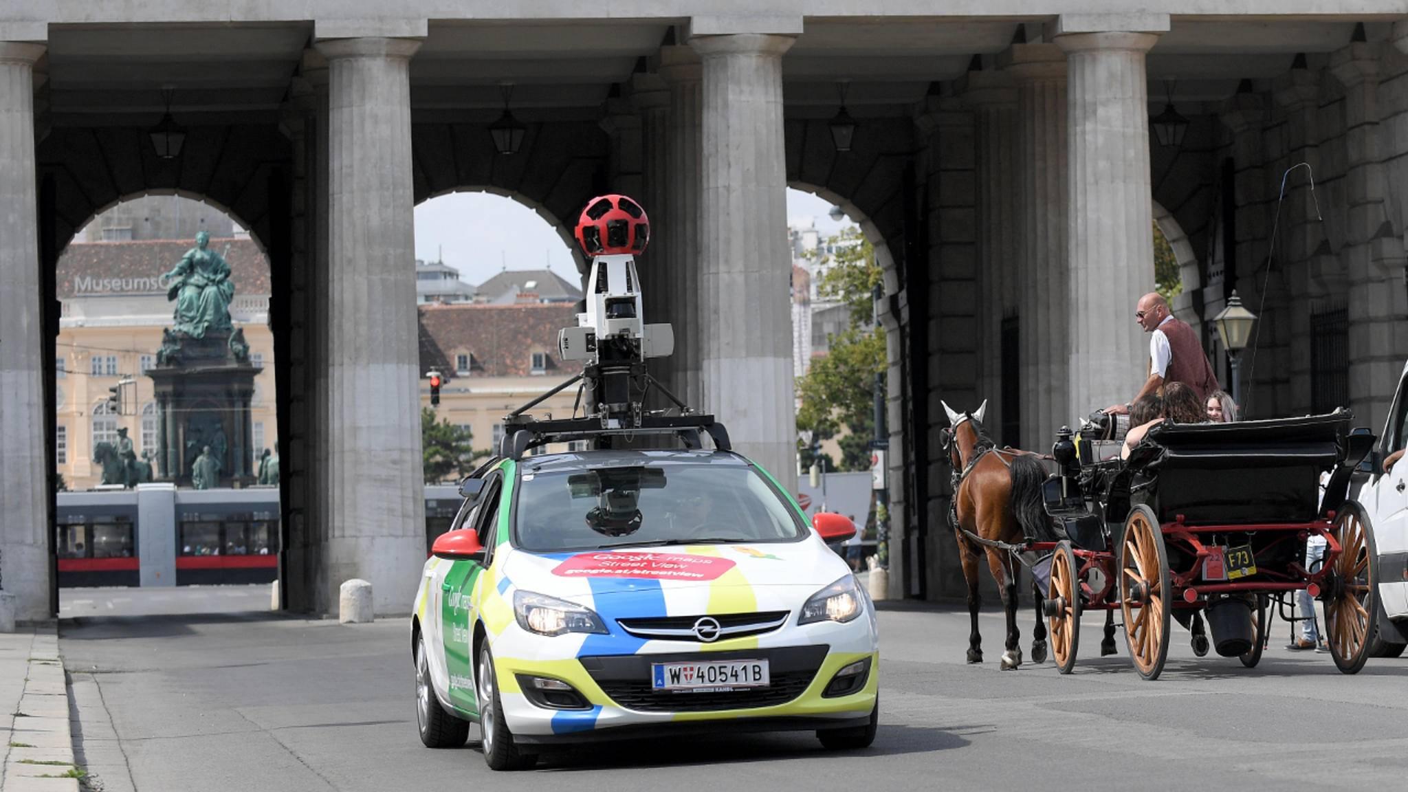 Googles Street-View-Fahrzeuge sind wieder in Deutschland unterwegs, um veraltete Informationen zu aktualisieren.