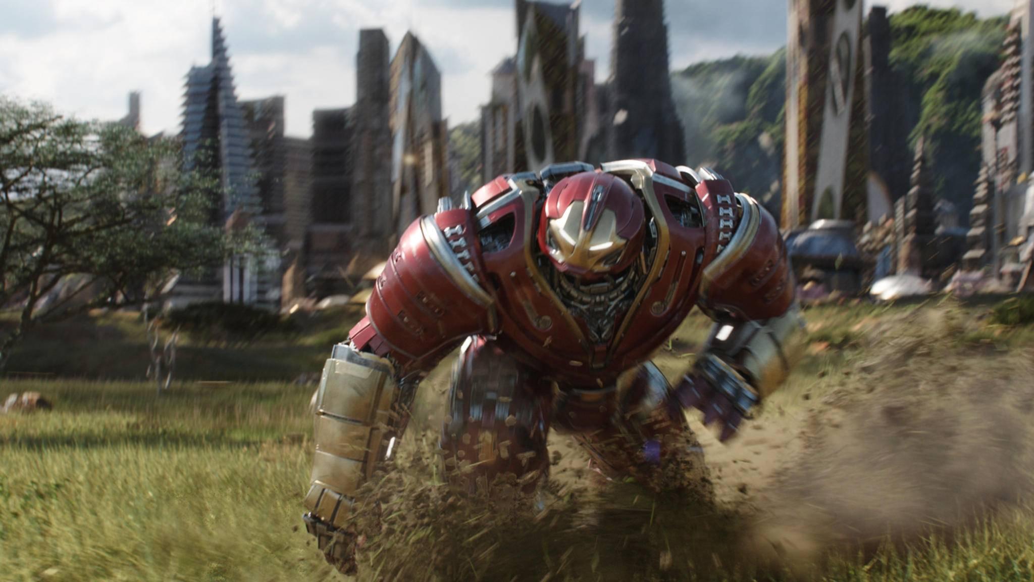 """Avengers: Infinity War"" kann sich auch ohne Spezialeffekte sehen lassen."