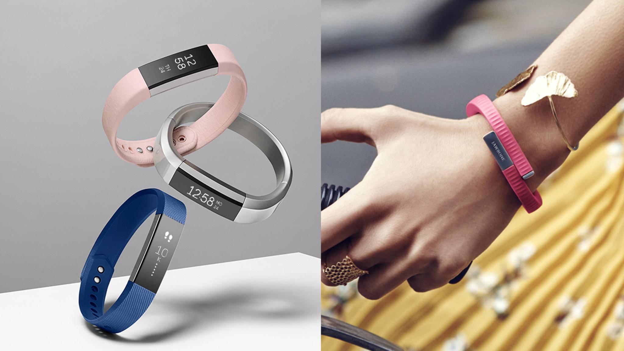 Jawbone und Fitbit haben sich endlich geeinigt.