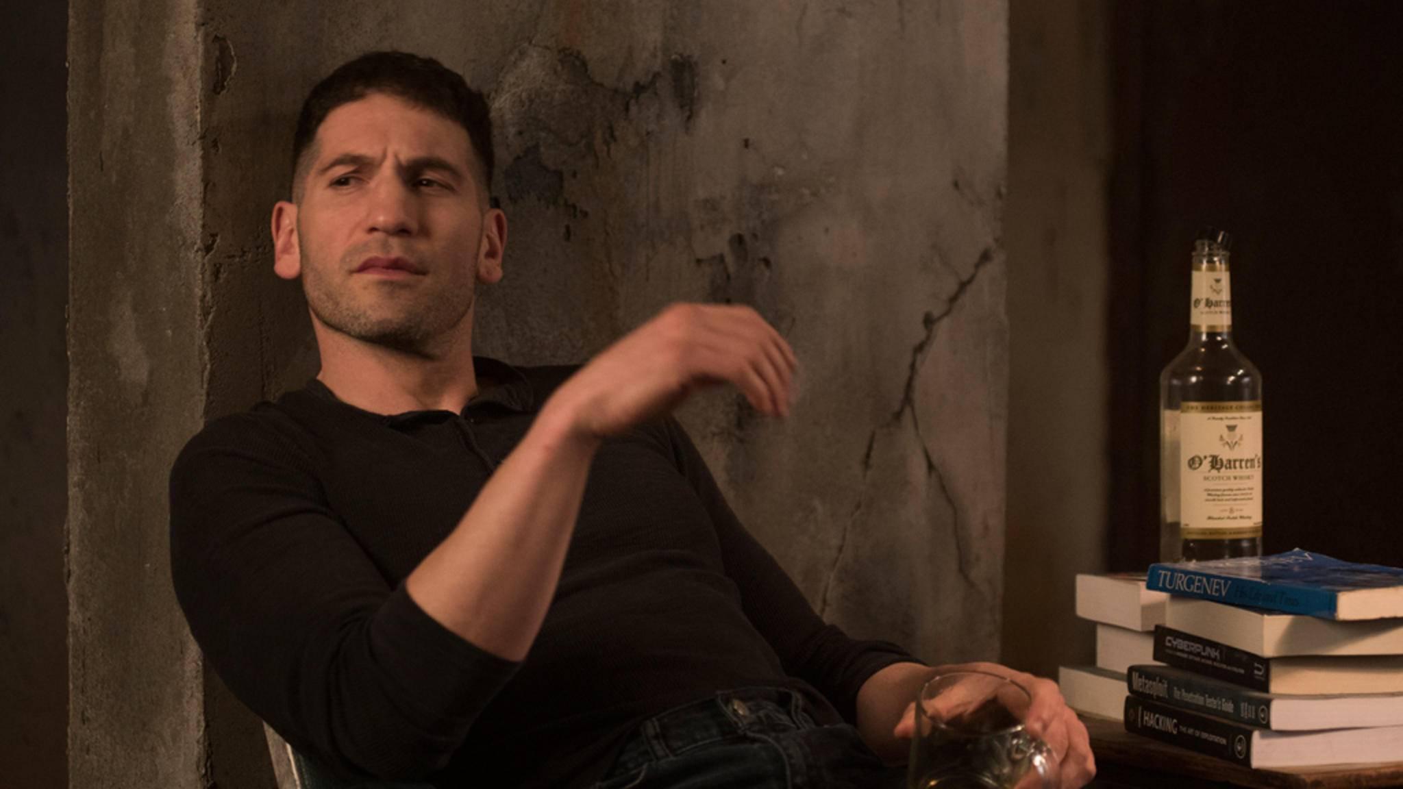 """Frank Castle hat sein Pulver noch nicht verschossen – Staffel 2 von """"The Punisher"""" ist in Planung."""