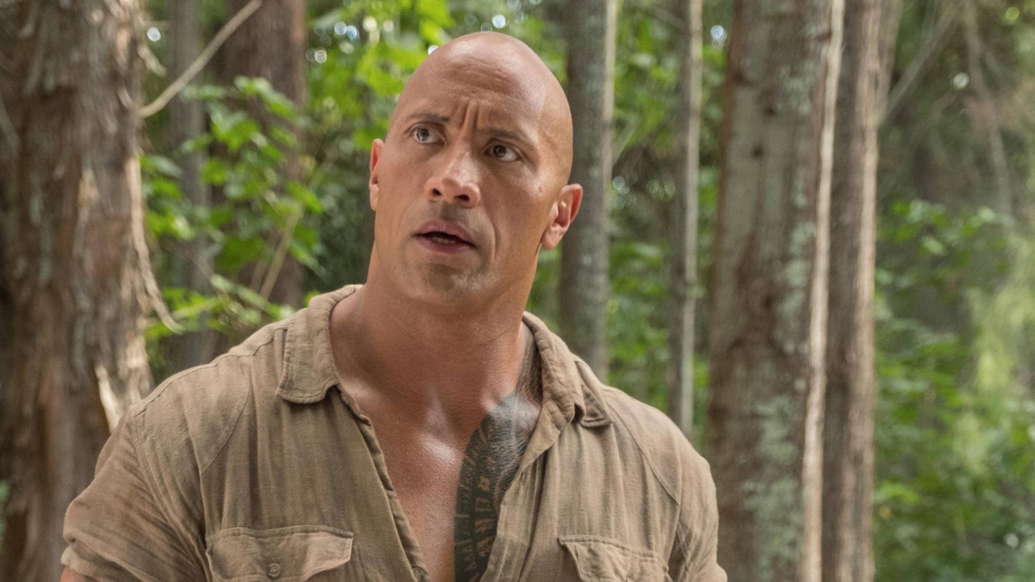 Dwayne Johnson verschlägt es bald nach Little China.