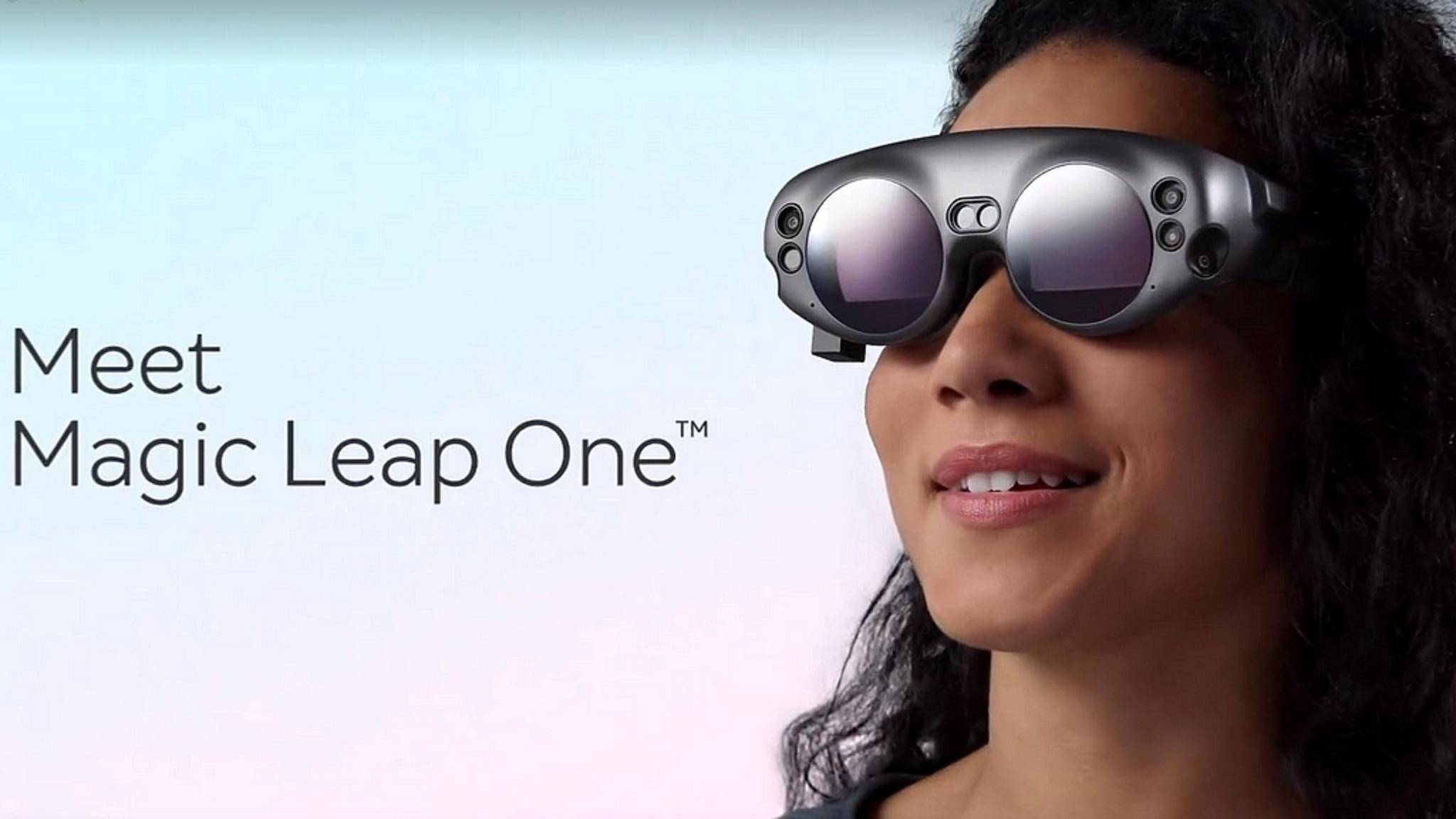 Die Magic Leap One soll 2018 erscheinen.