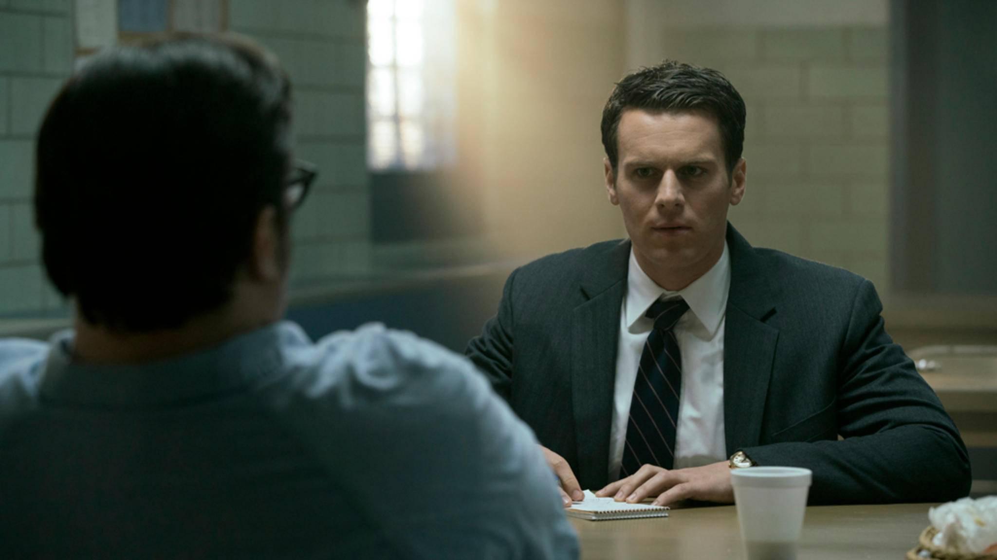 FBI-Agent Holden Ford (Jonathan Groff) geht in den vorzeitigen Ruhestand.
