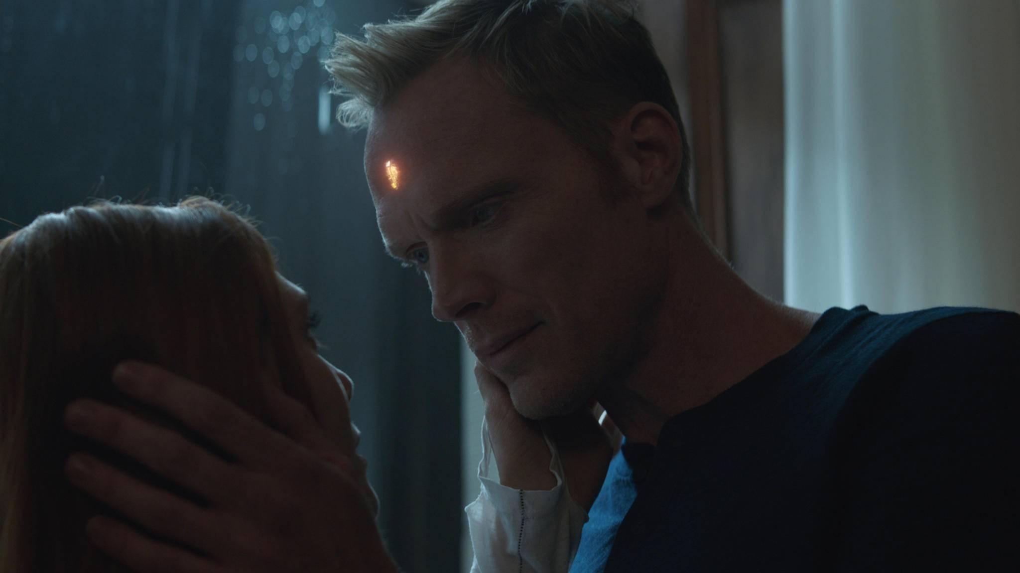 Kann Vision (rechts) Thanos entkommen?