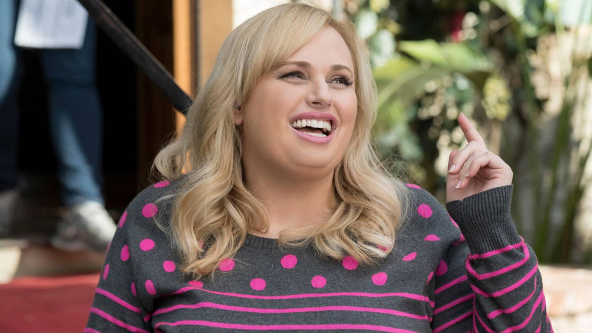 """Endlich erfahren wir auch ein bisschen mehr über die Hintergrundstory von """"Fat Amy""""."""