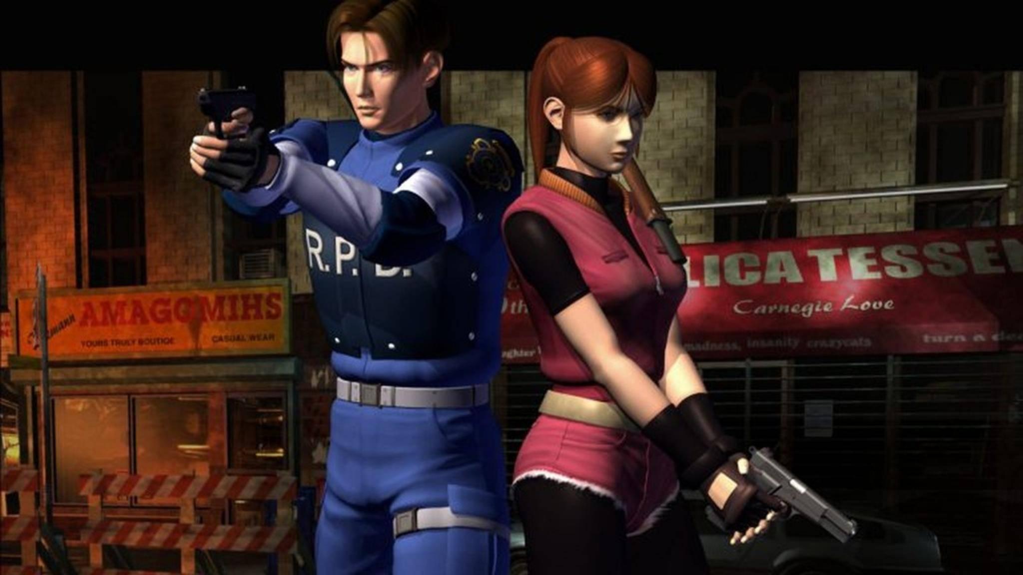 """Kommt das """"Resident Evil 2""""-Remake 2018 endlich?"""