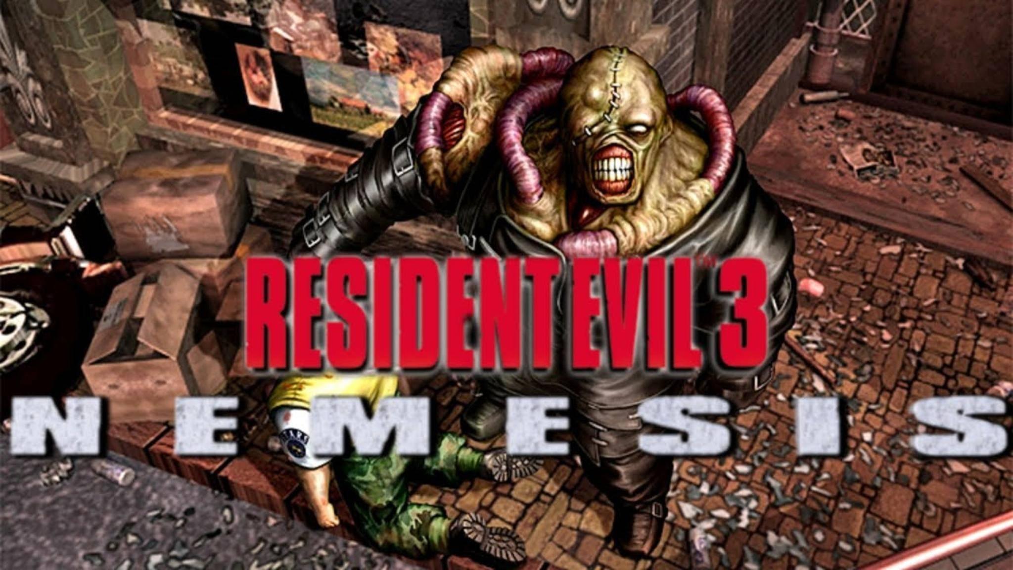 """Kommt das """"Resident Evil 3""""-Remake? Capcom deutet da was an ..."""