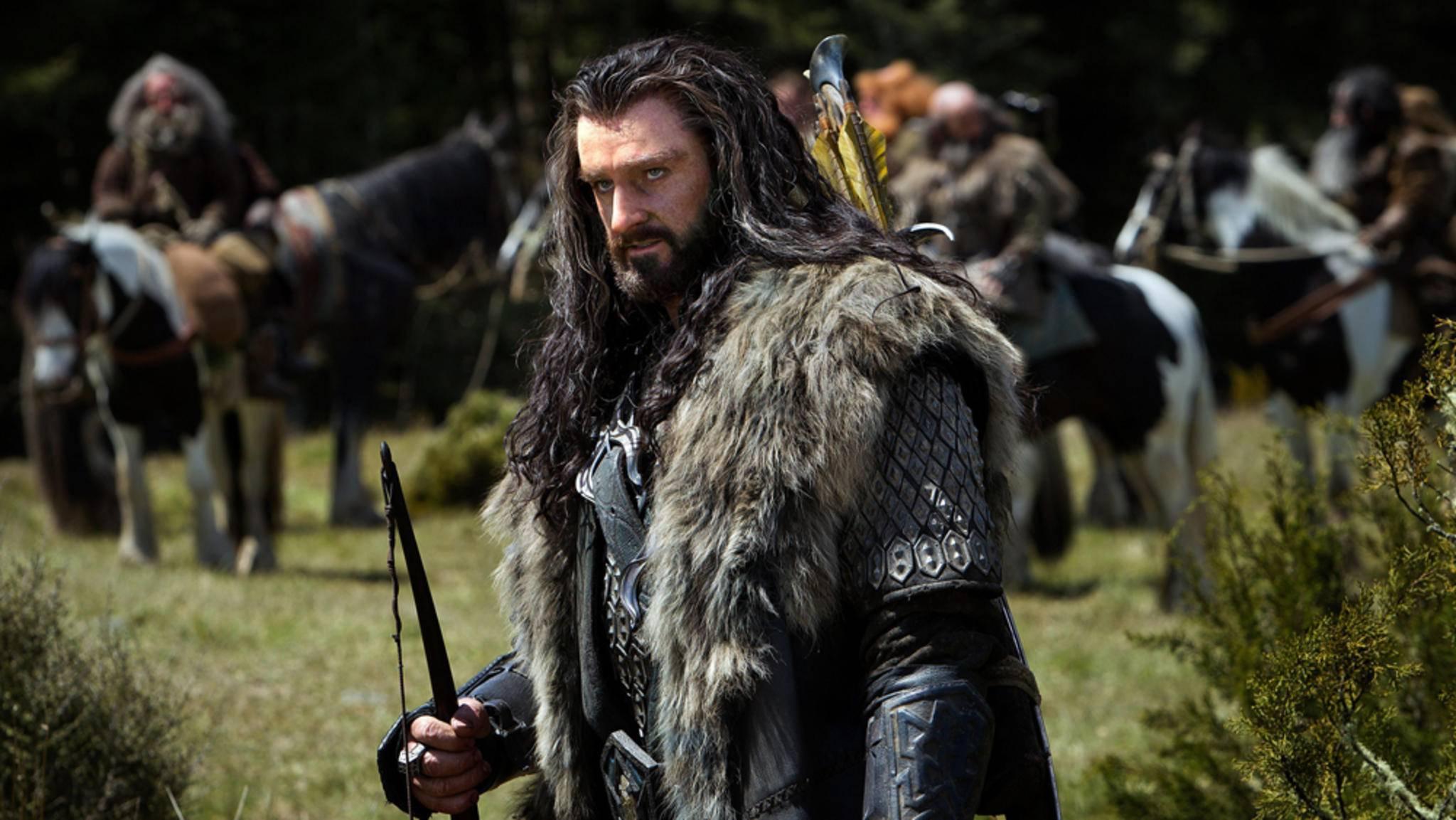 Von Thorin zu Logan? Richard Armitage wird zumindest als Wolverine zu hören sein.