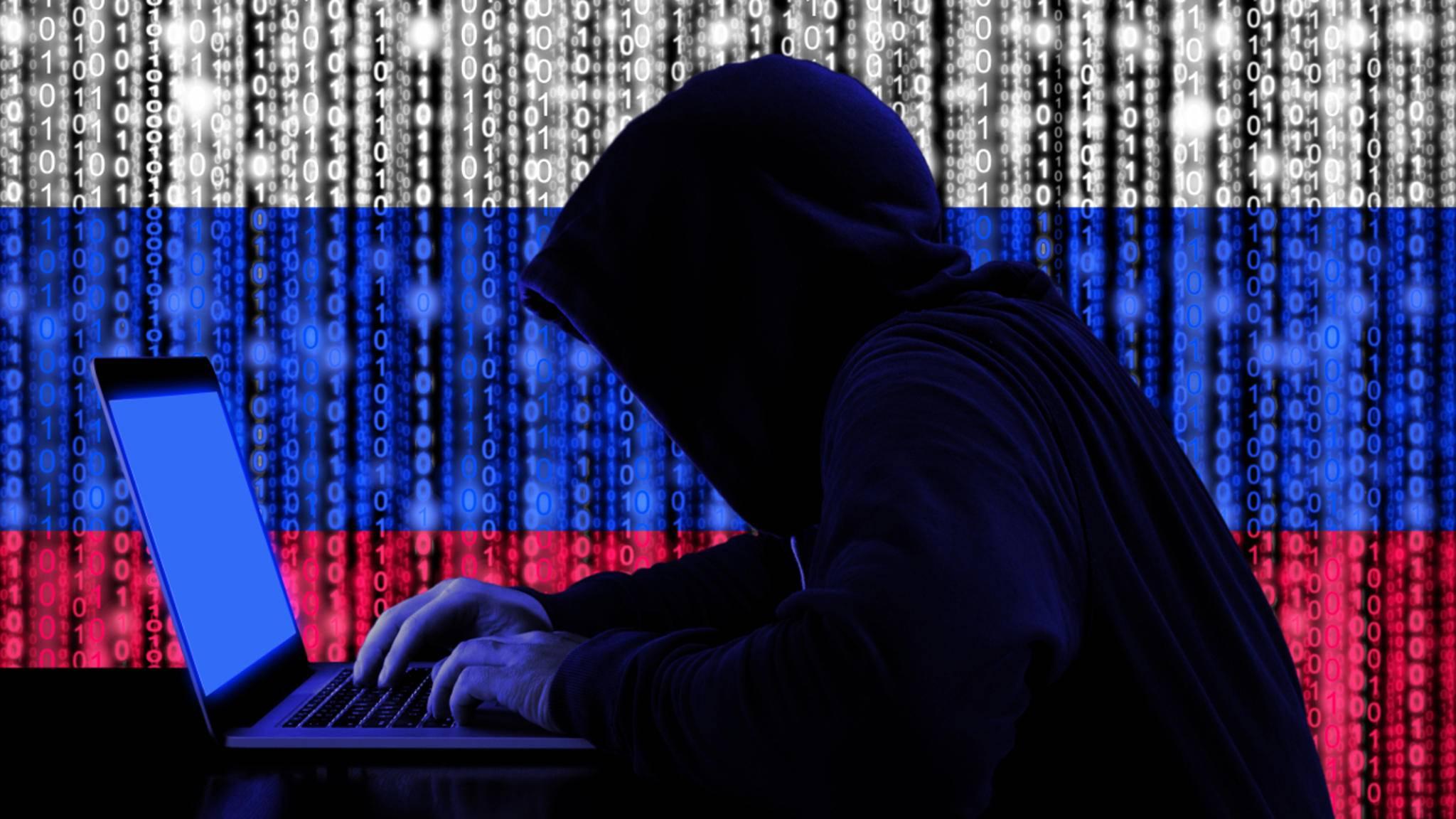 Ein russischer Geldautomat mit Windows XP wurde versehentlich gehackt.