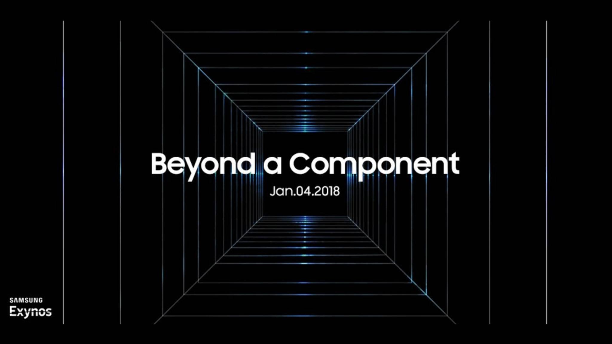 Samsung teasert einen neuen Chip mit KI an.