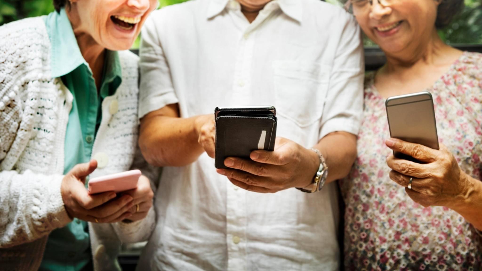 Mitunter ist der Umstieg auf ein neues Handy unvermeidlich.