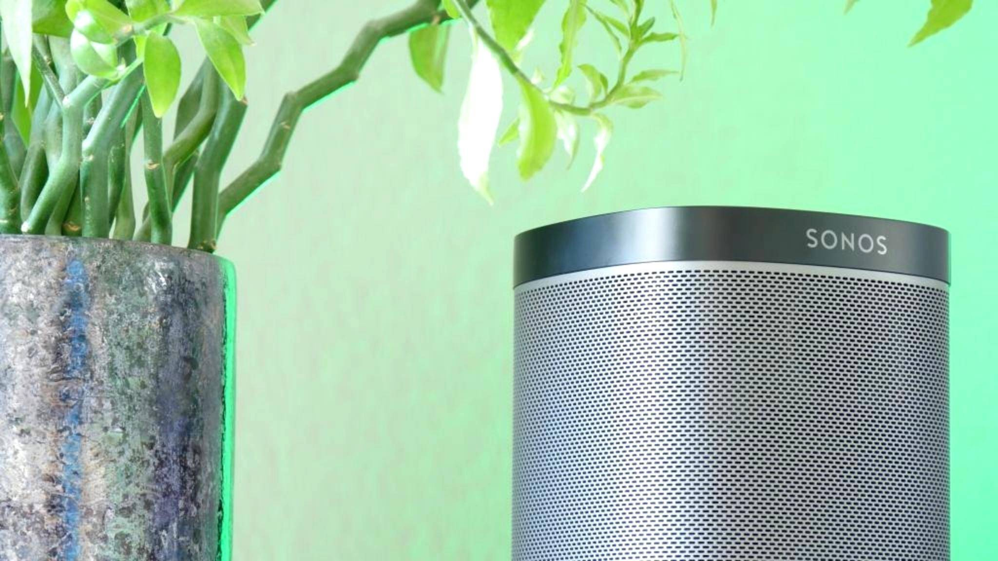 Sonos will auch Siri auf den eigenen Lautsprechern.