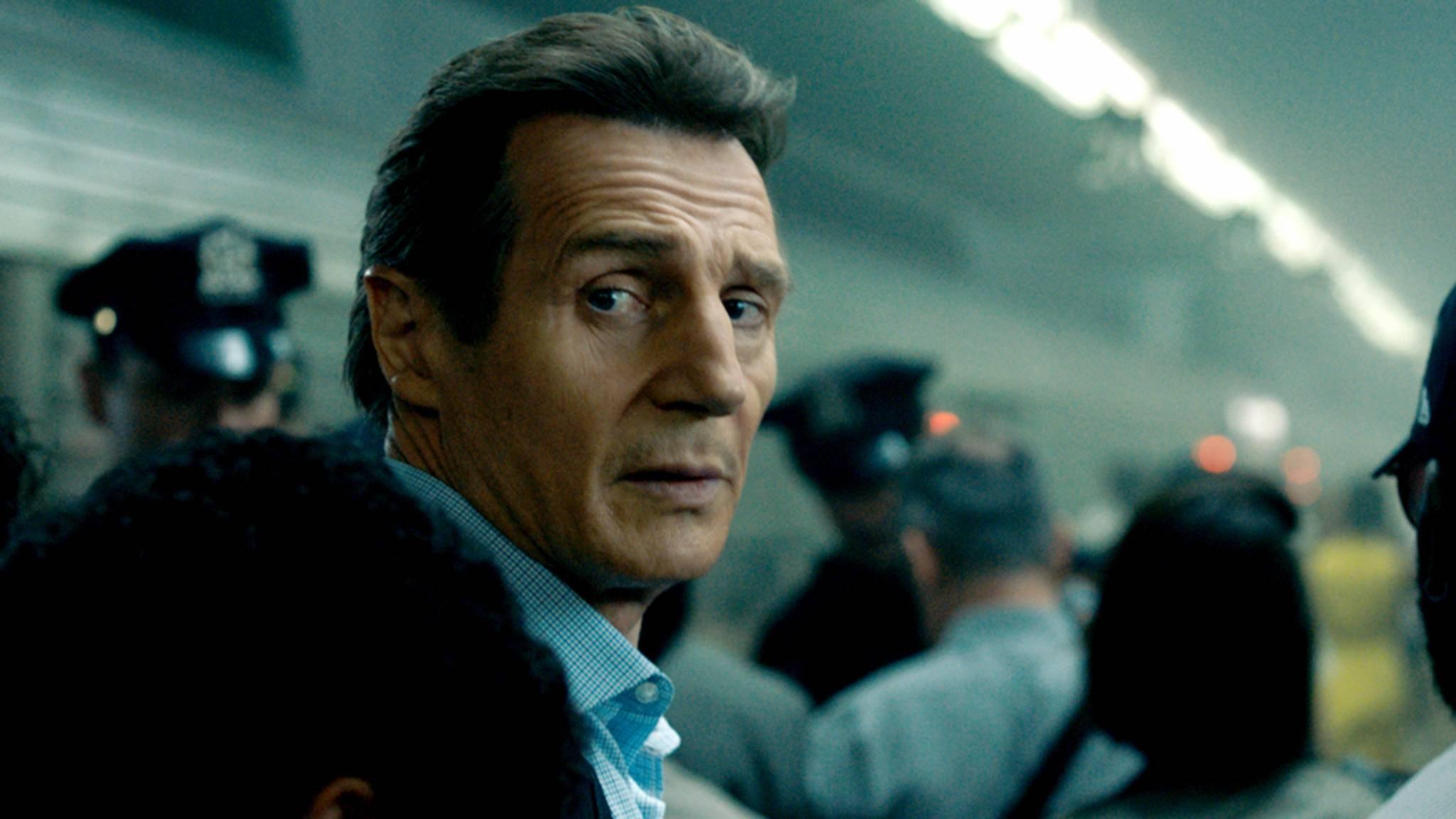 Schließt sich Liam Neeson bald den Men in Black an?