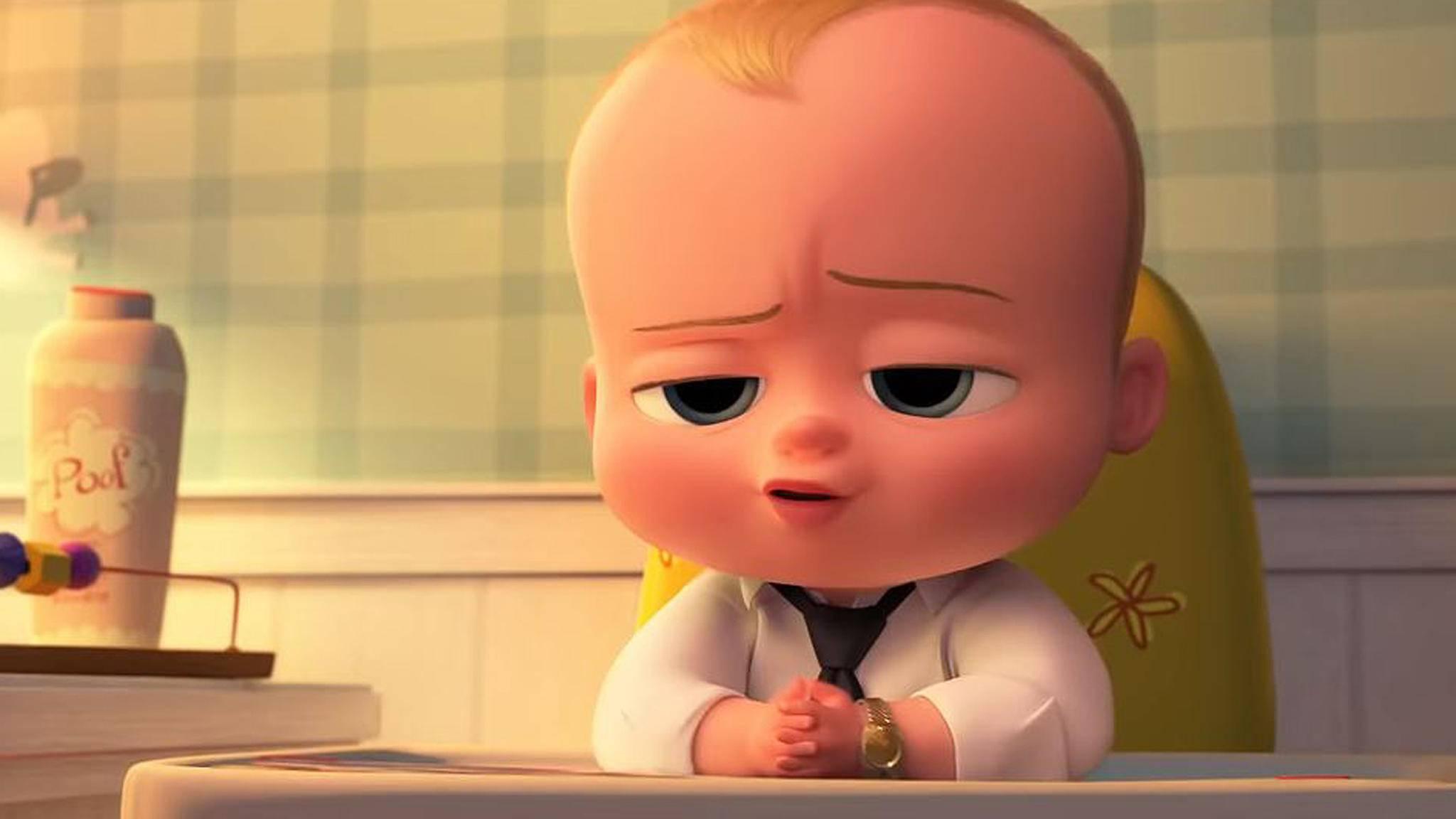 "Mit ""The Boss Baby: Back in Business"" bringt Netflix das Babyimperium in Serie."